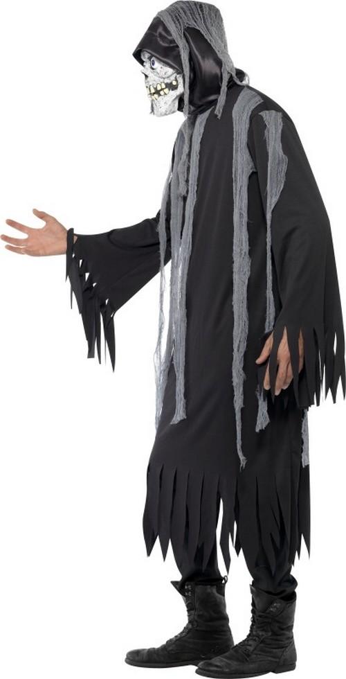 halloween sensemann skelett kost m f r erwachsene kost me. Black Bedroom Furniture Sets. Home Design Ideas
