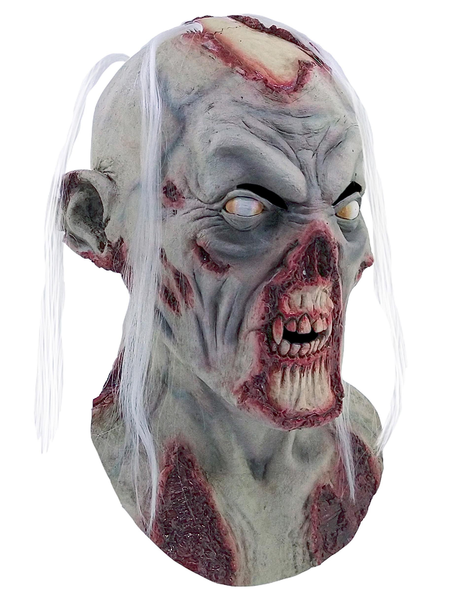 halloween untoten maske f r erwachsene masken und. Black Bedroom Furniture Sets. Home Design Ideas