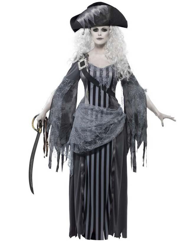 Halloween Piraten Phantom Kostüm Für Damen