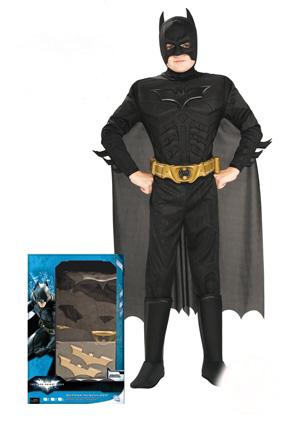 muskelbepacktes batman kost m f r kinder kost me f r kinder und g nstige faschingskost me vegaoo. Black Bedroom Furniture Sets. Home Design Ideas