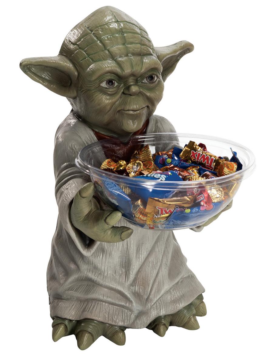Star Wars Meister Yoda™ Bonbon-Schale: Partydeko,und günstige ...