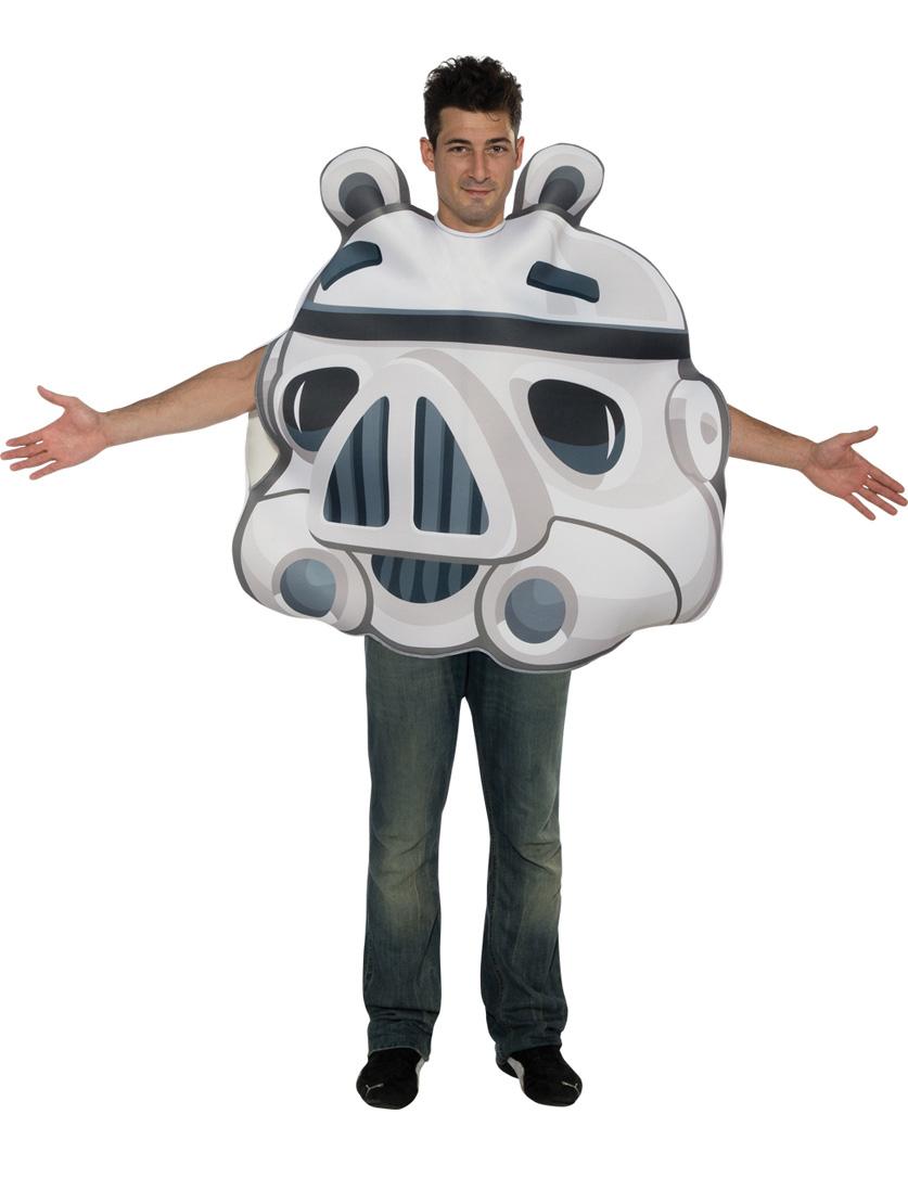Stormtrooper Pig - Angry Birds-Kostüm 65800