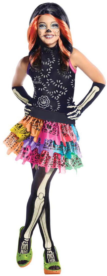 Skelita Calaveras Monster High Kostüm Für Mädchen Kostüme Für