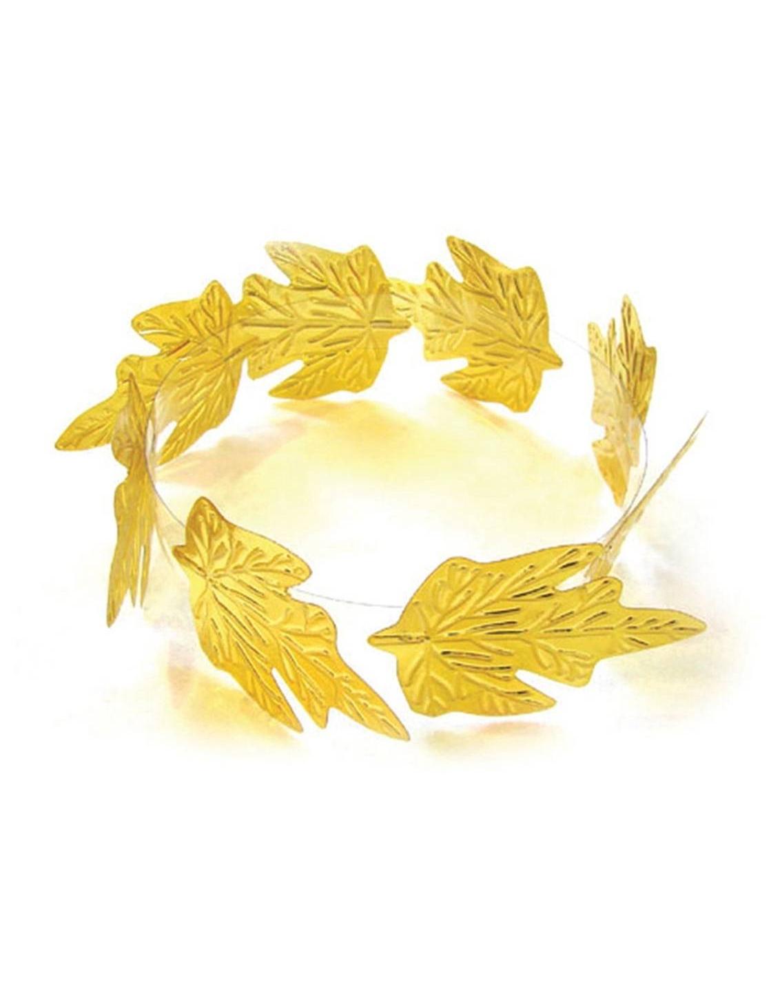 Goldene Lorbeer Krone