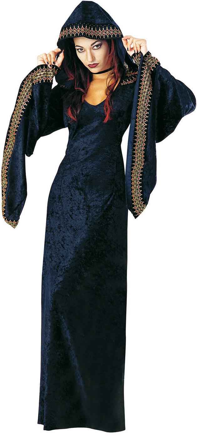 halloween priesterin kost m f r damen kost me f r. Black Bedroom Furniture Sets. Home Design Ideas