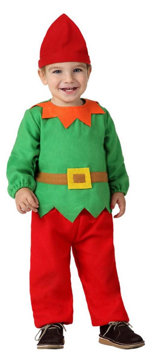 Weihnachten kleines zwergen kost m f r babys kost me f r - Traje de duende para nino ...