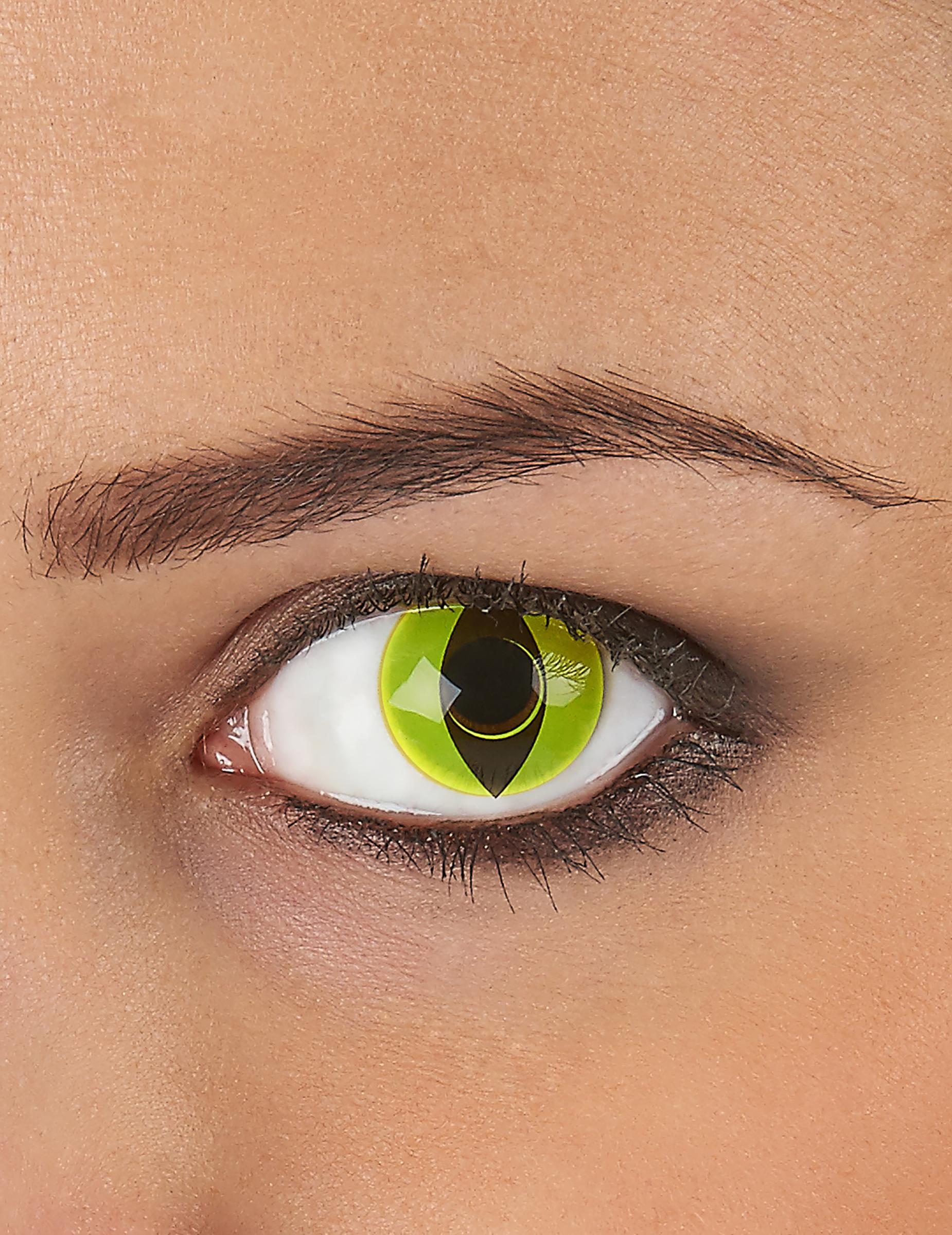 Kontaktlinsen Reptil 67858