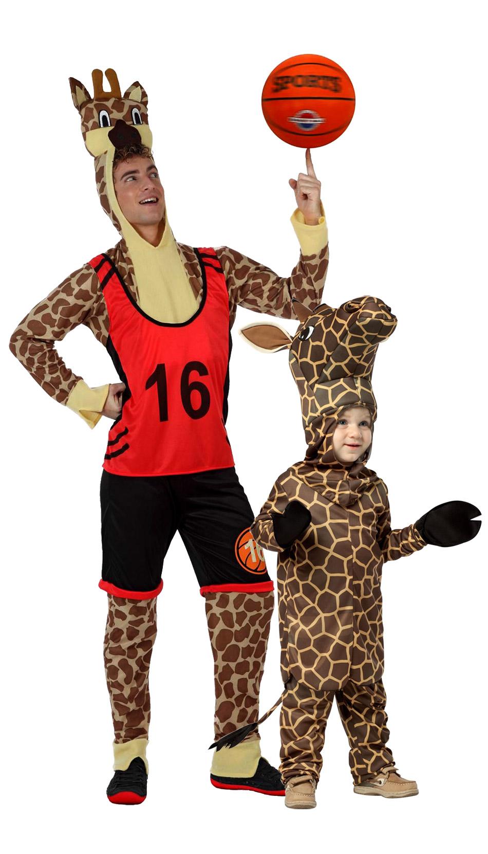 paar kost m giraffe vater und sohn paarkost me und g nstige faschingskost me vegaoo. Black Bedroom Furniture Sets. Home Design Ideas
