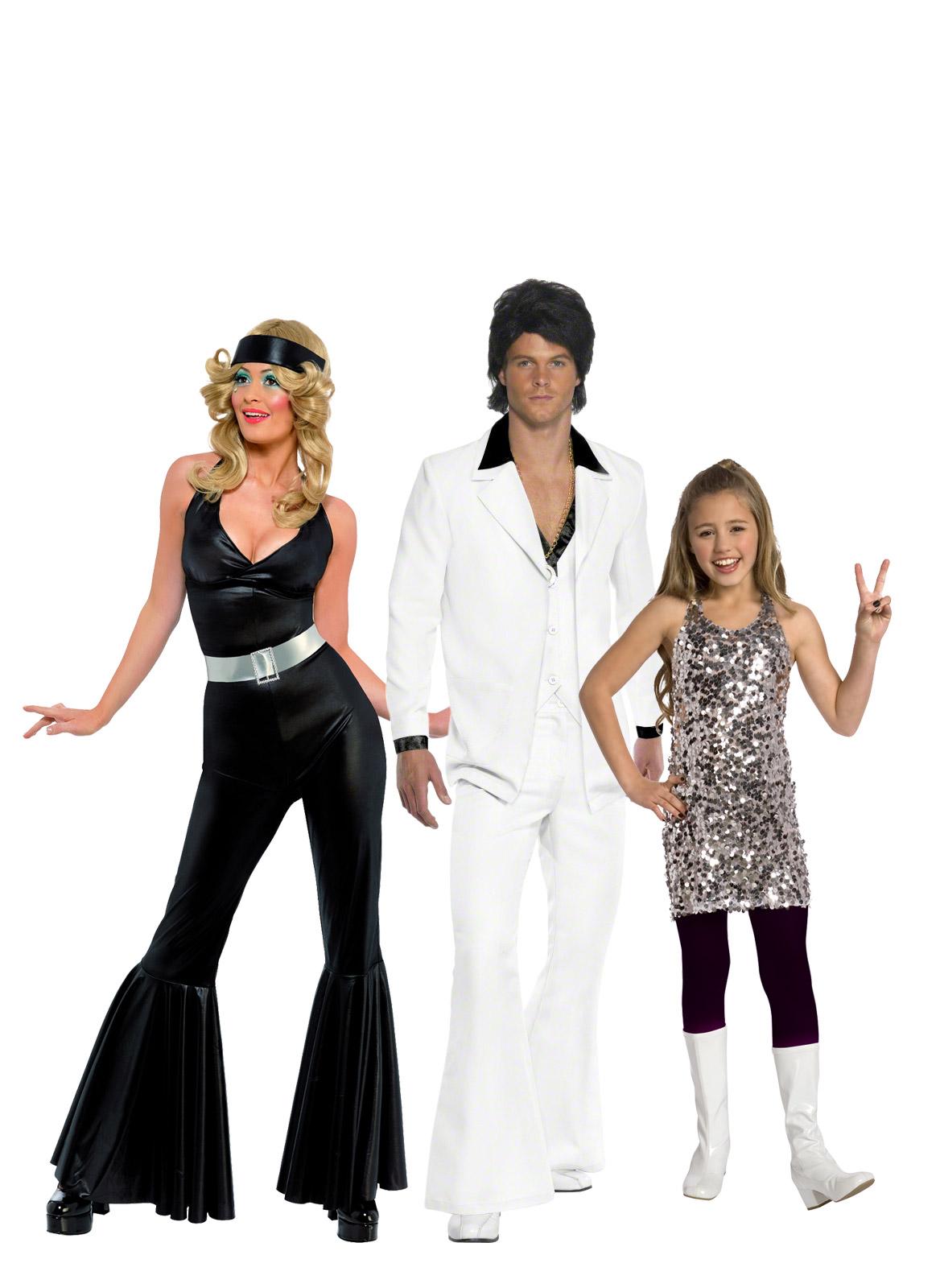 disco familien gruppen kost m paarkost me und g nstige faschingskost me vegaoo. Black Bedroom Furniture Sets. Home Design Ideas