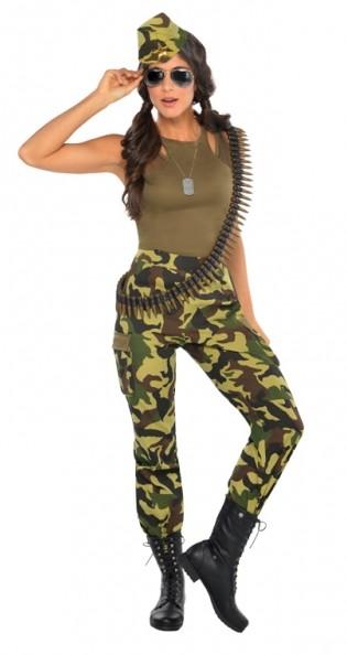 Militär Kostüm für Damen: Kostüme für Erwachsene,und