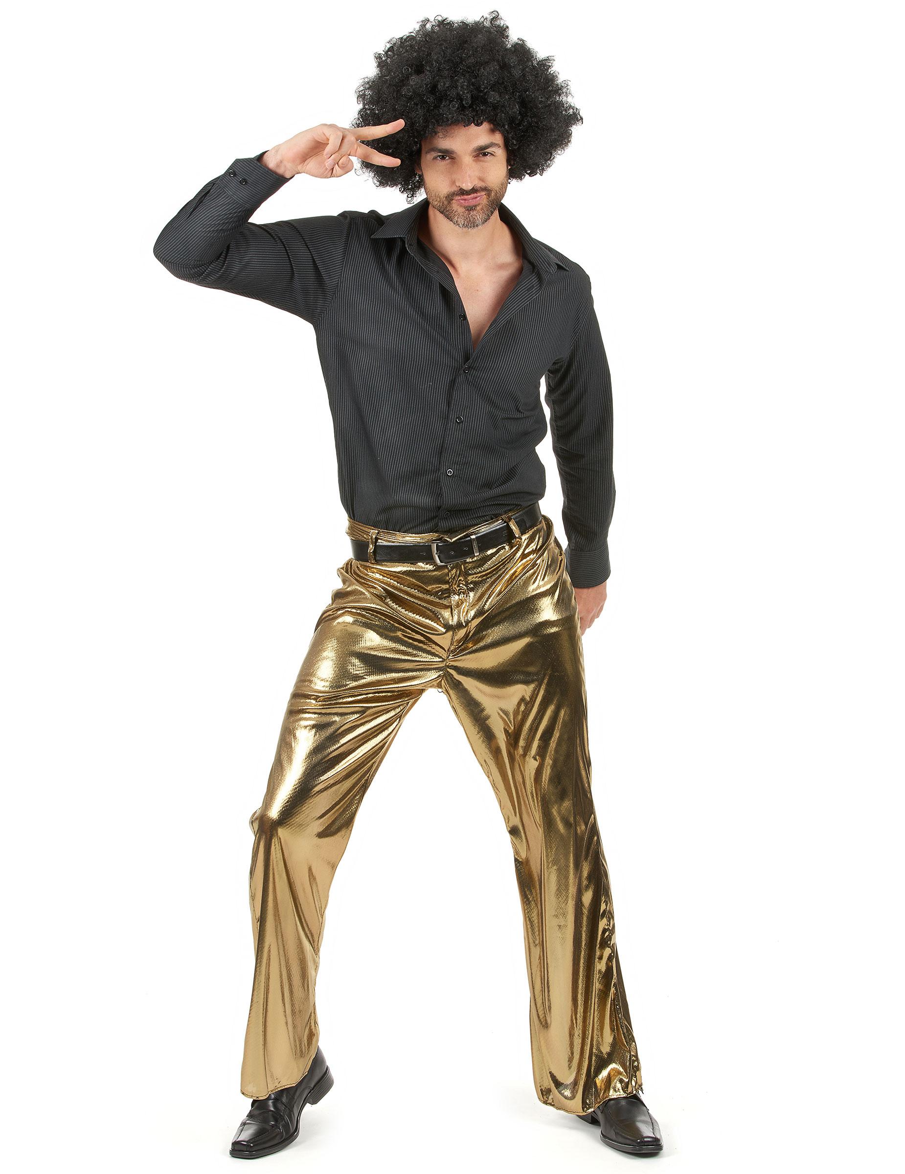 Goldene Hose für Herren 68390