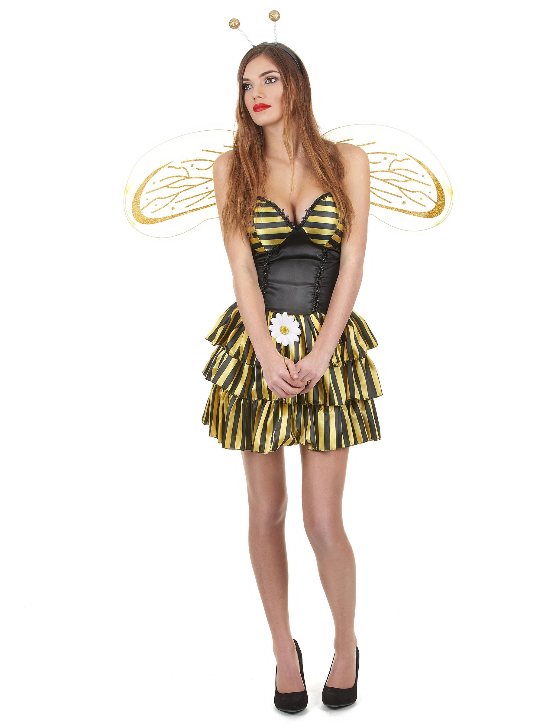 Bienchen Kostüm für Damen - S 68683