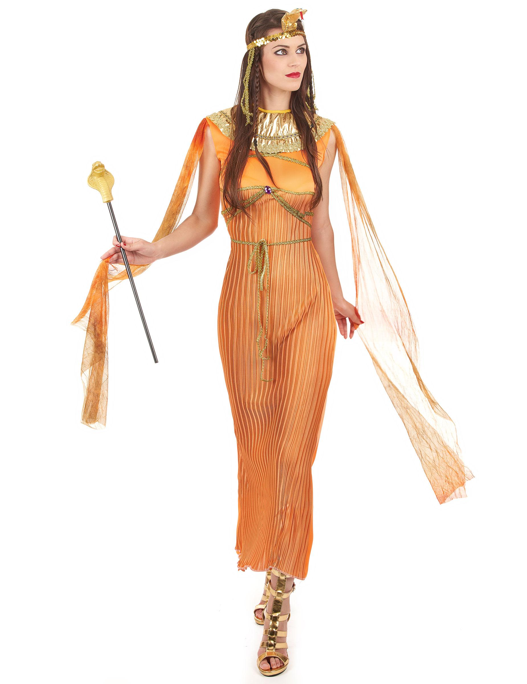 Agyptische Prinzessin Kostum Fur Damen Kostume Fur Erwachsene Und