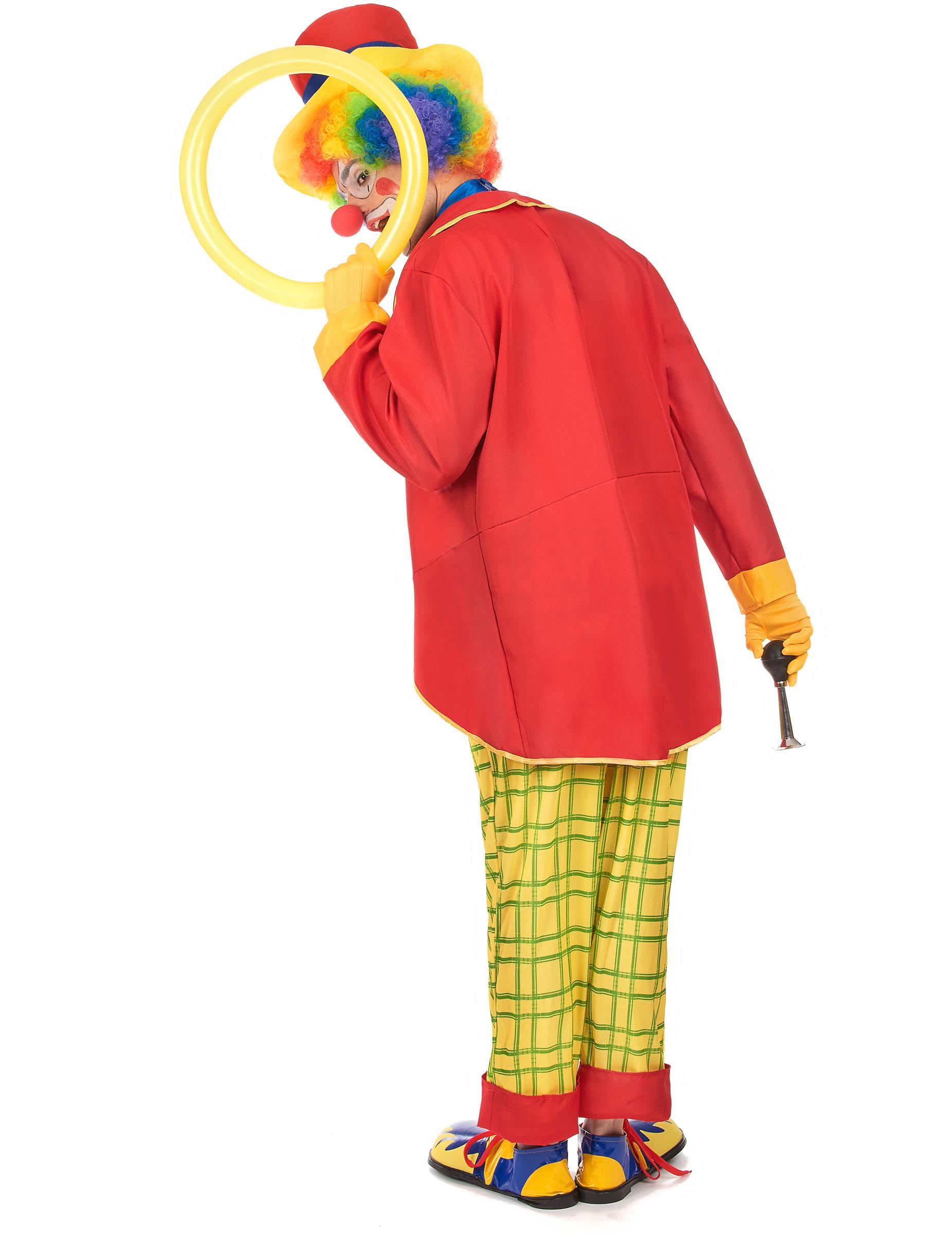 clown kost m f r herren kost me f r erwachsene und g nstige faschingskost me vegaoo. Black Bedroom Furniture Sets. Home Design Ideas