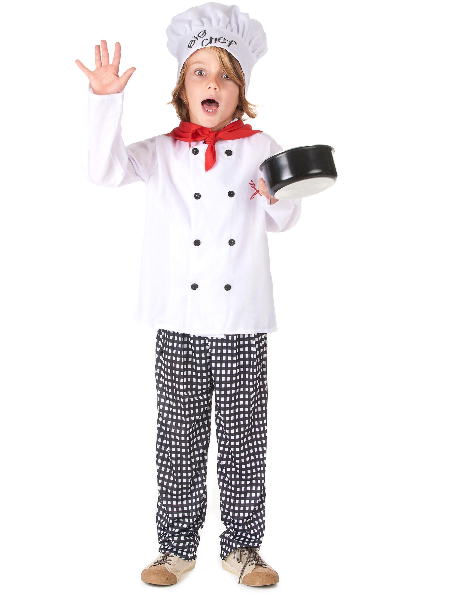 Chefkoch Kostum Fur Jungen Kostume Fur Kinder Und Gunstige
