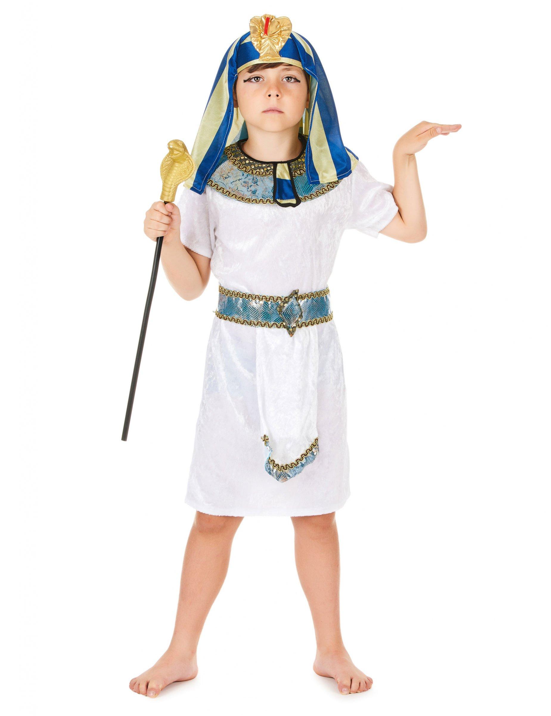 Agyptischer Pharao Kostum Fur Jungen Kostume Fur Kinder Und