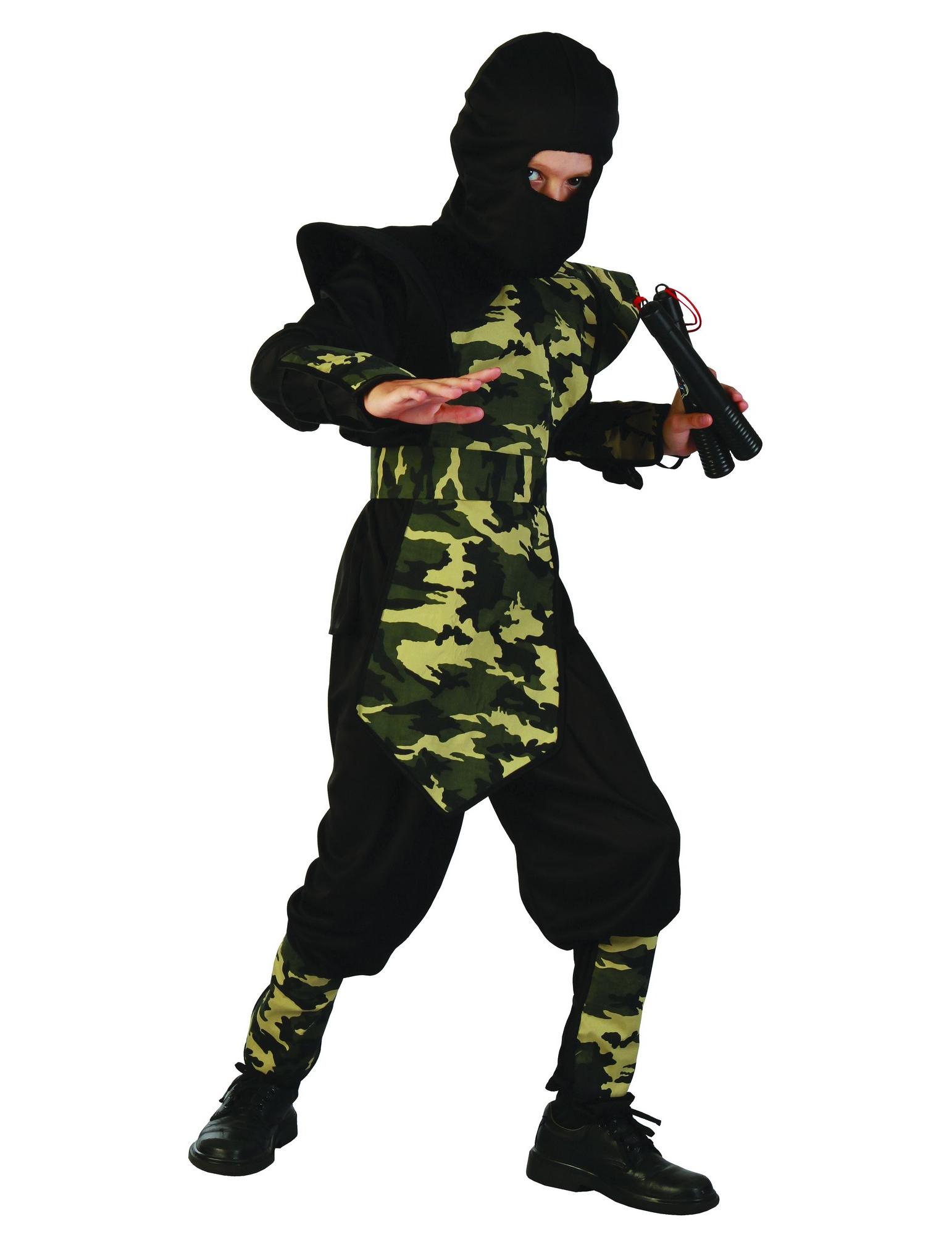 milit r ninja kost m f r jungen kost me f r kinder und g nstige faschingskost me vegaoo. Black Bedroom Furniture Sets. Home Design Ideas