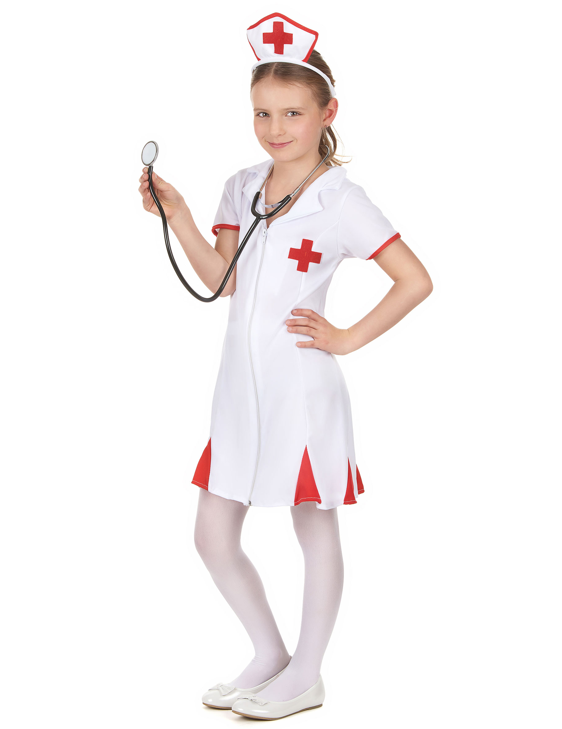 Krankenschwester Kostum Fur Madchen Kostume Fur Kinder Und