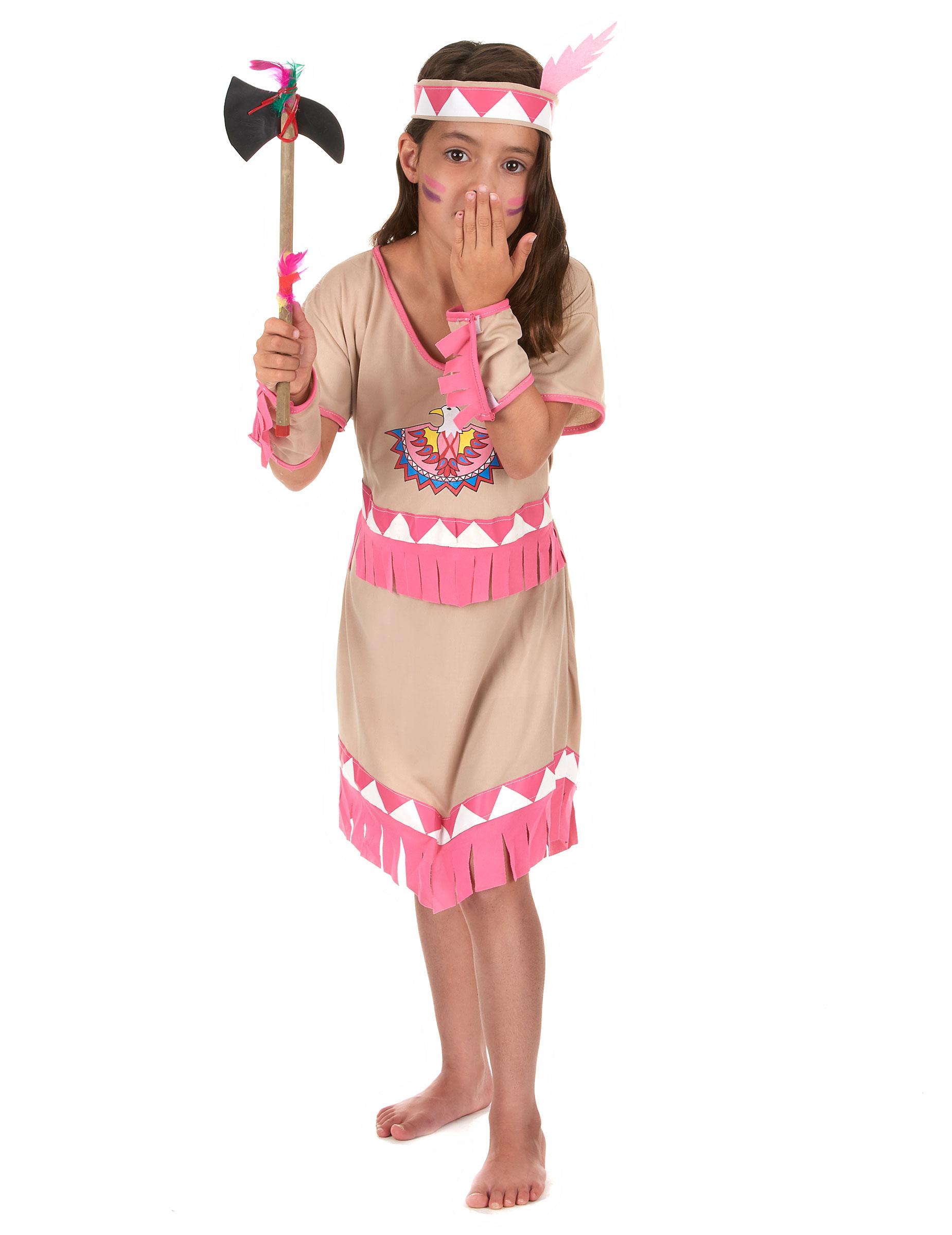 Indianer Und Cowboy Kostume Fur Kinder Vegaoo De