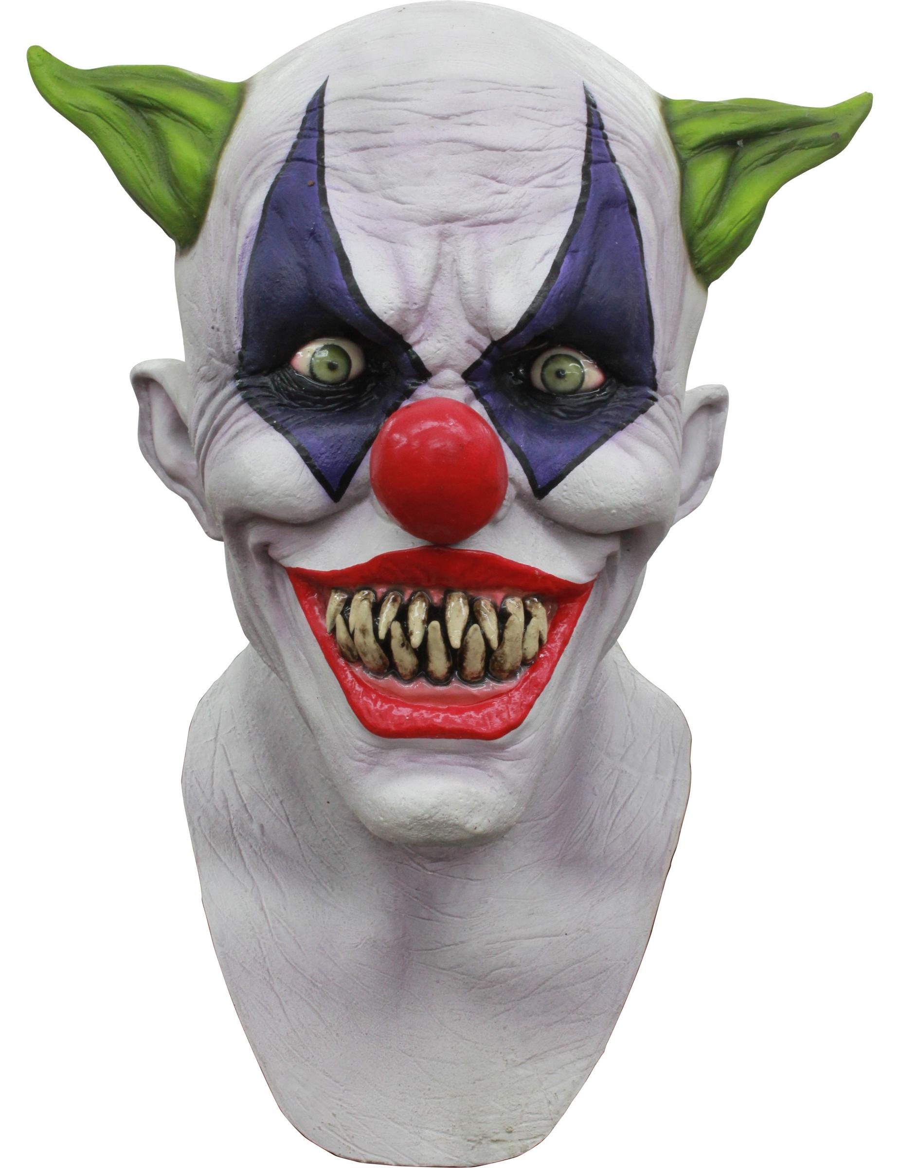 Clowns-Maske 69956