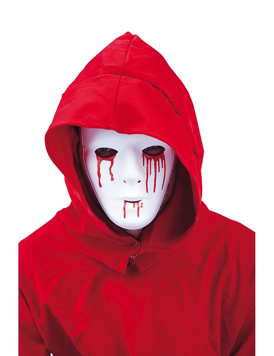 Blut Trnen Halloween Maske Fr Herren