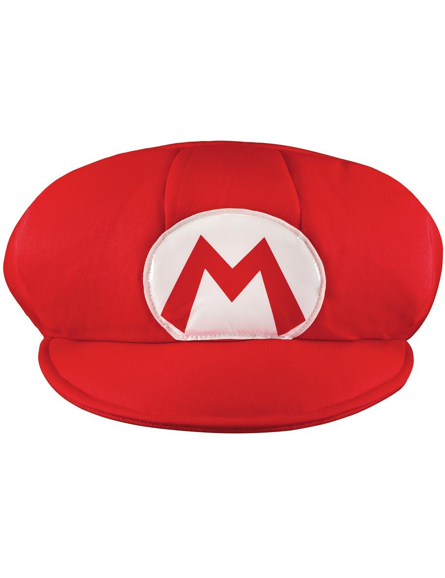 Mario Mütze für Erwachsene 71796
