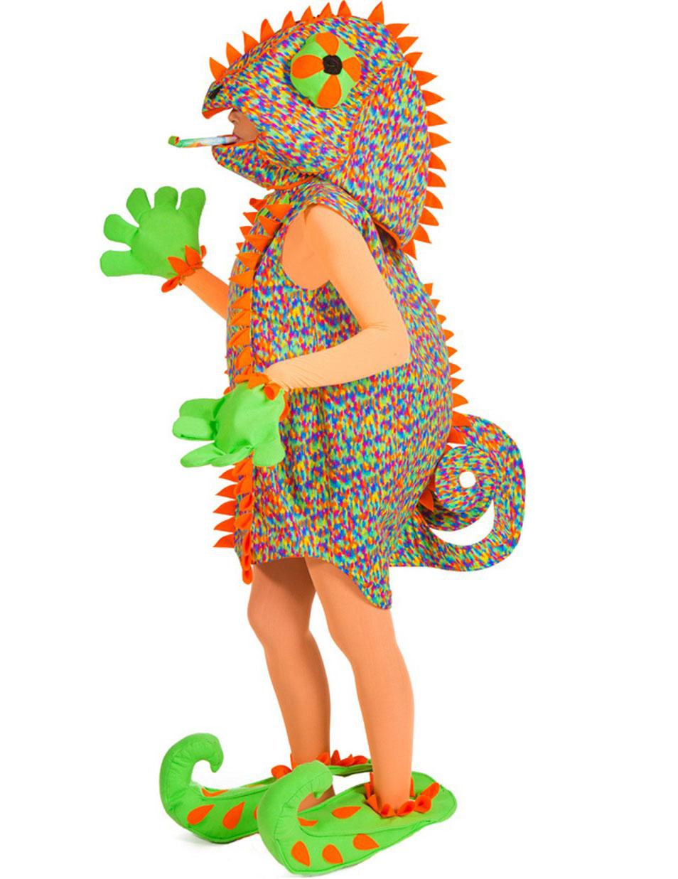 Chamaleon Kostum Originelle Tierkostume Bei Vegaoo