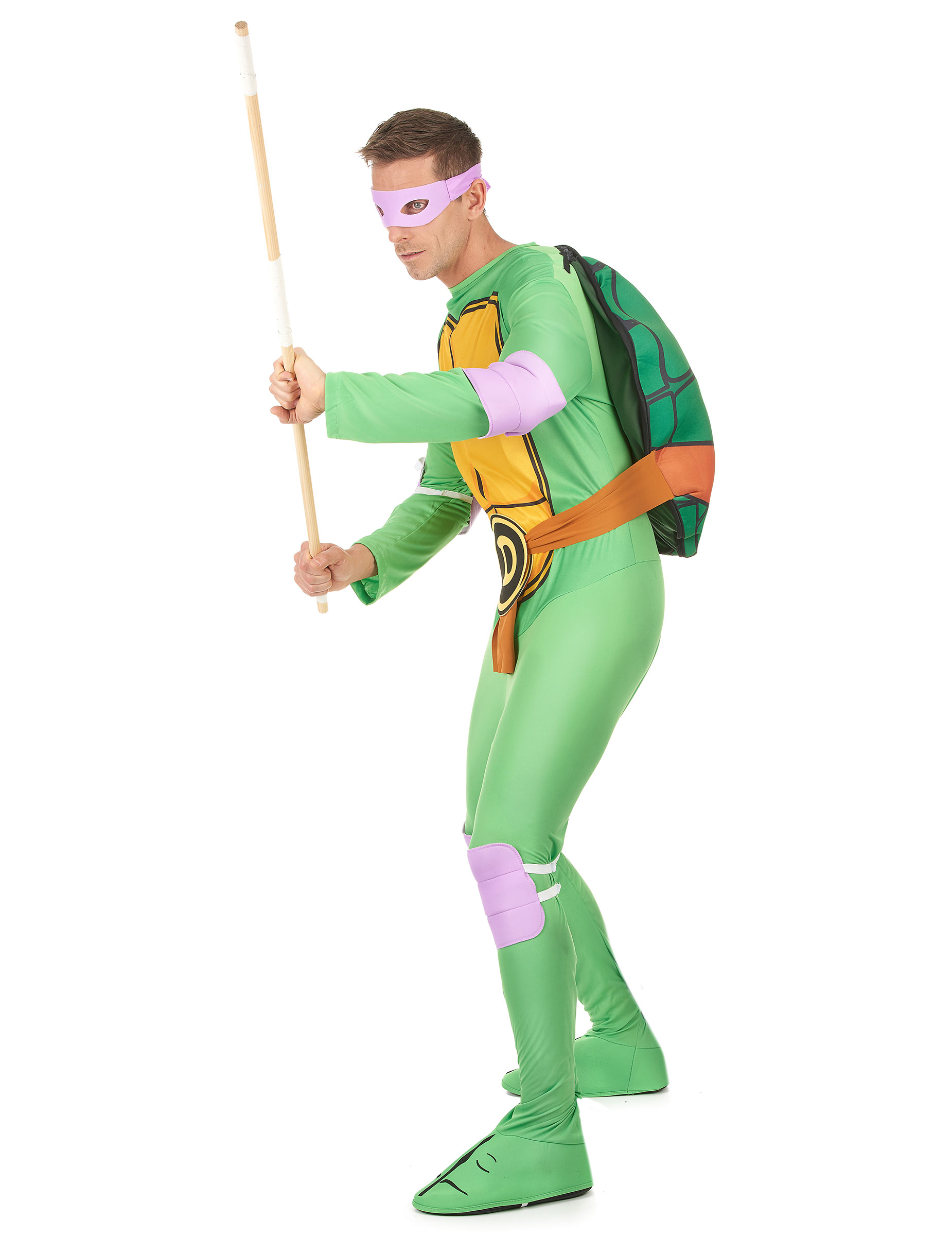 Ninja turtles gruppen kost m f r erwachsene - Dessin anime des tortues ninja ...