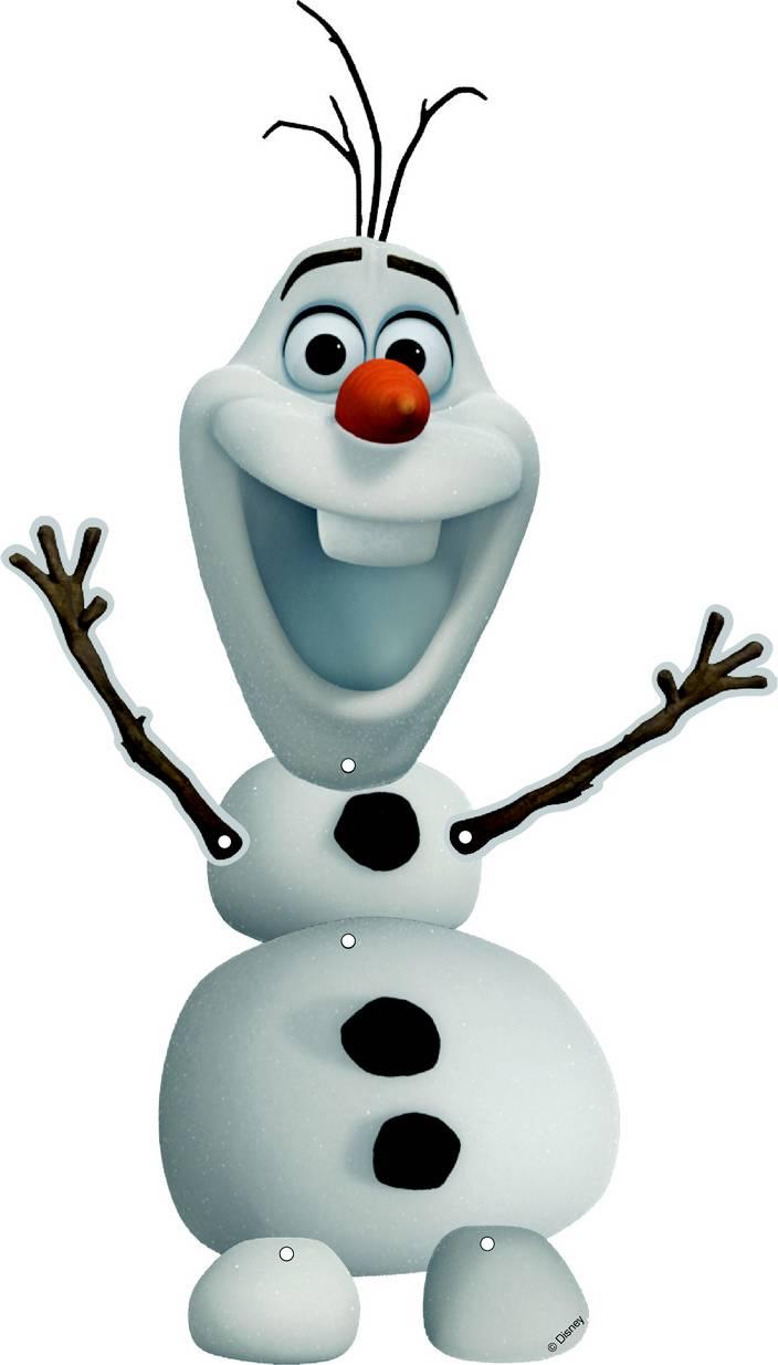 Die Eiskönigin Olaf