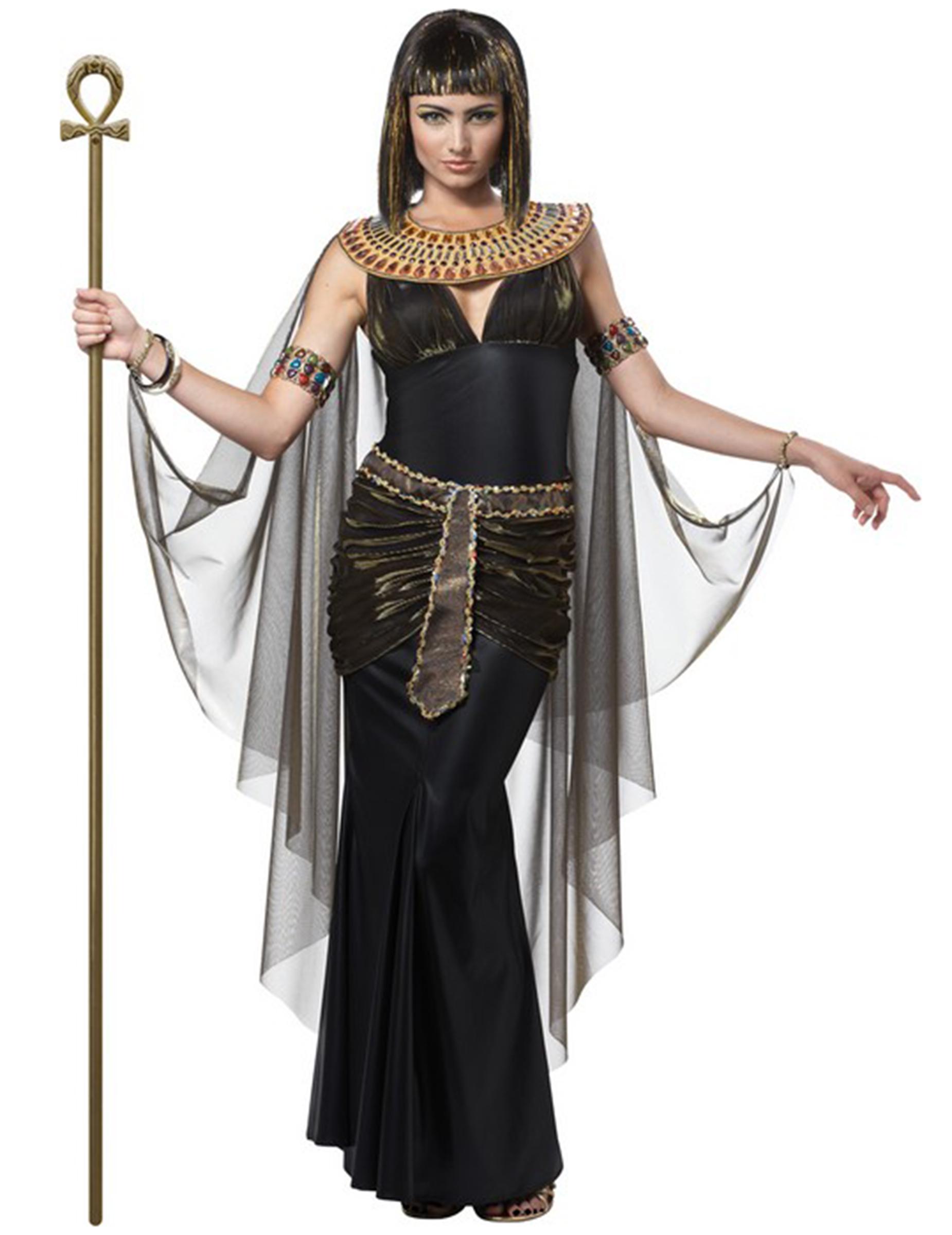 Kostum Kleopatra Fur Damen Kostume Fur Erwachsene Und Gunstige