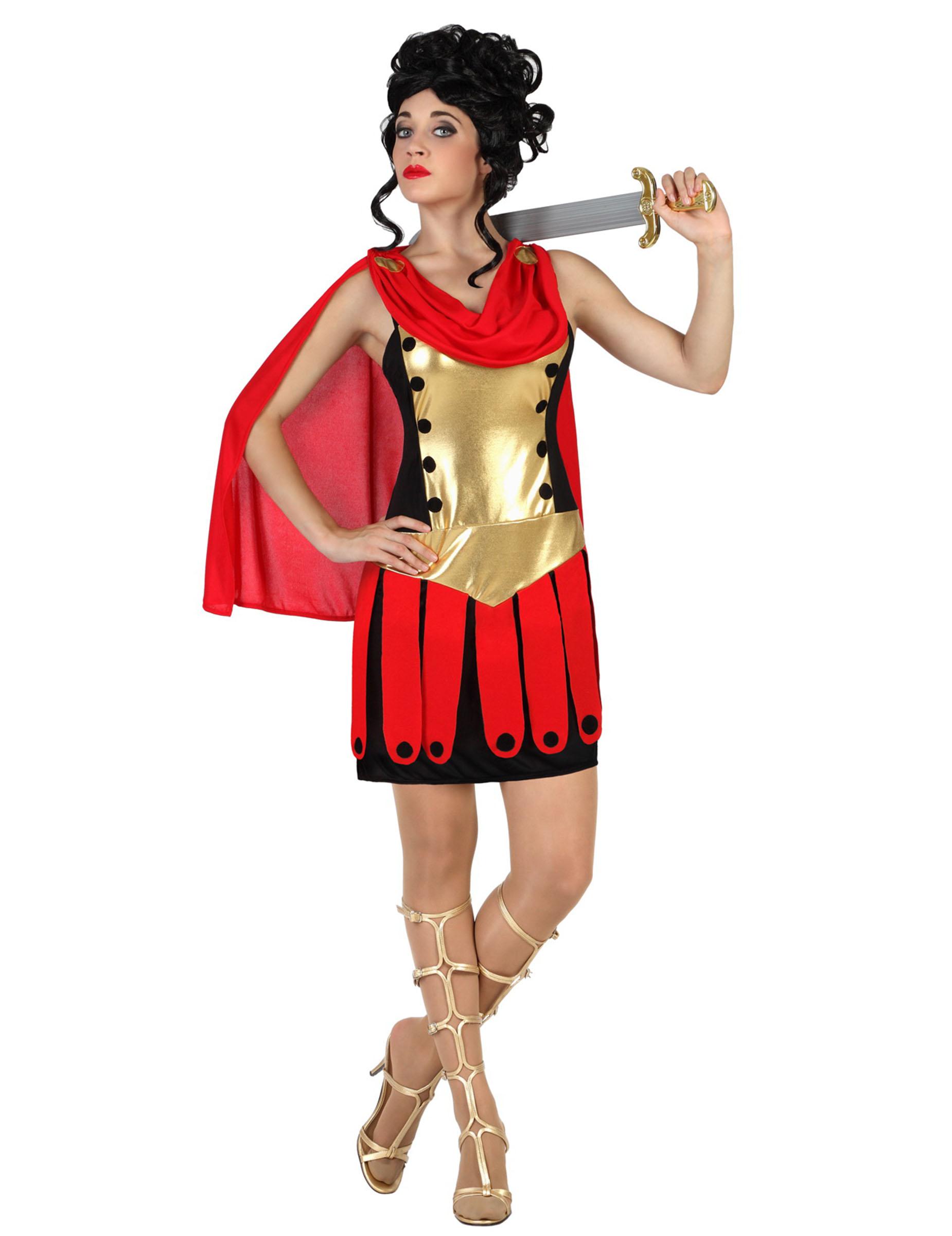 r misches gladiatorenkost m f r frauen kost me f r. Black Bedroom Furniture Sets. Home Design Ideas