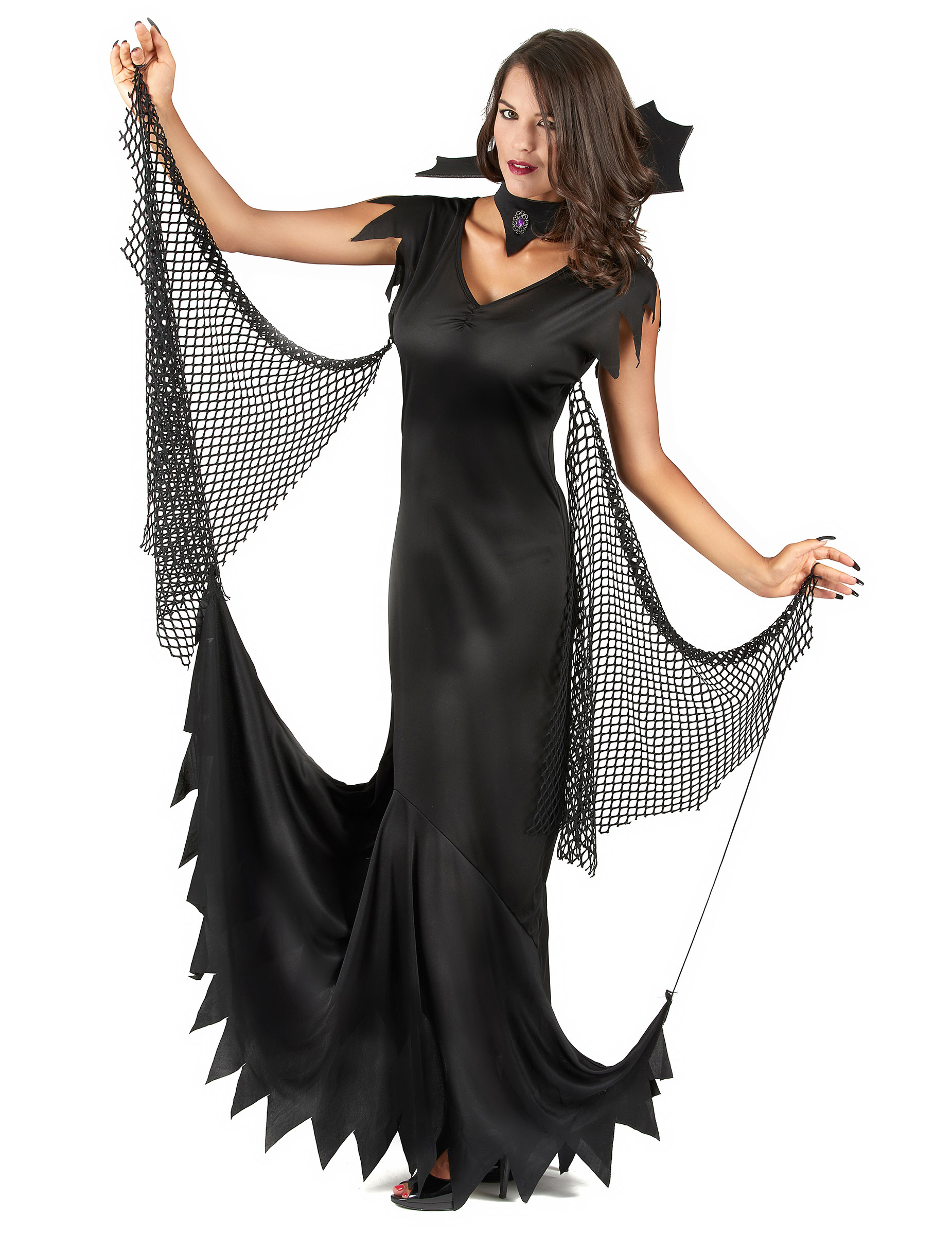 elegantes vampirkost m f r damen kost me f r erwachsene. Black Bedroom Furniture Sets. Home Design Ideas