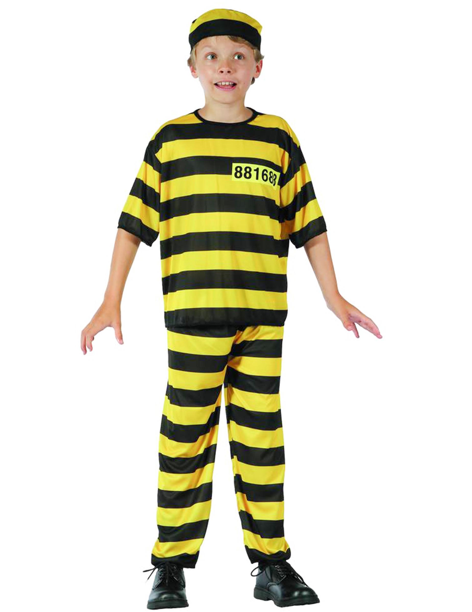 gelb schwarzes str flingskost m f r jungen kost me f r kinder und g nstige faschingskost me. Black Bedroom Furniture Sets. Home Design Ideas