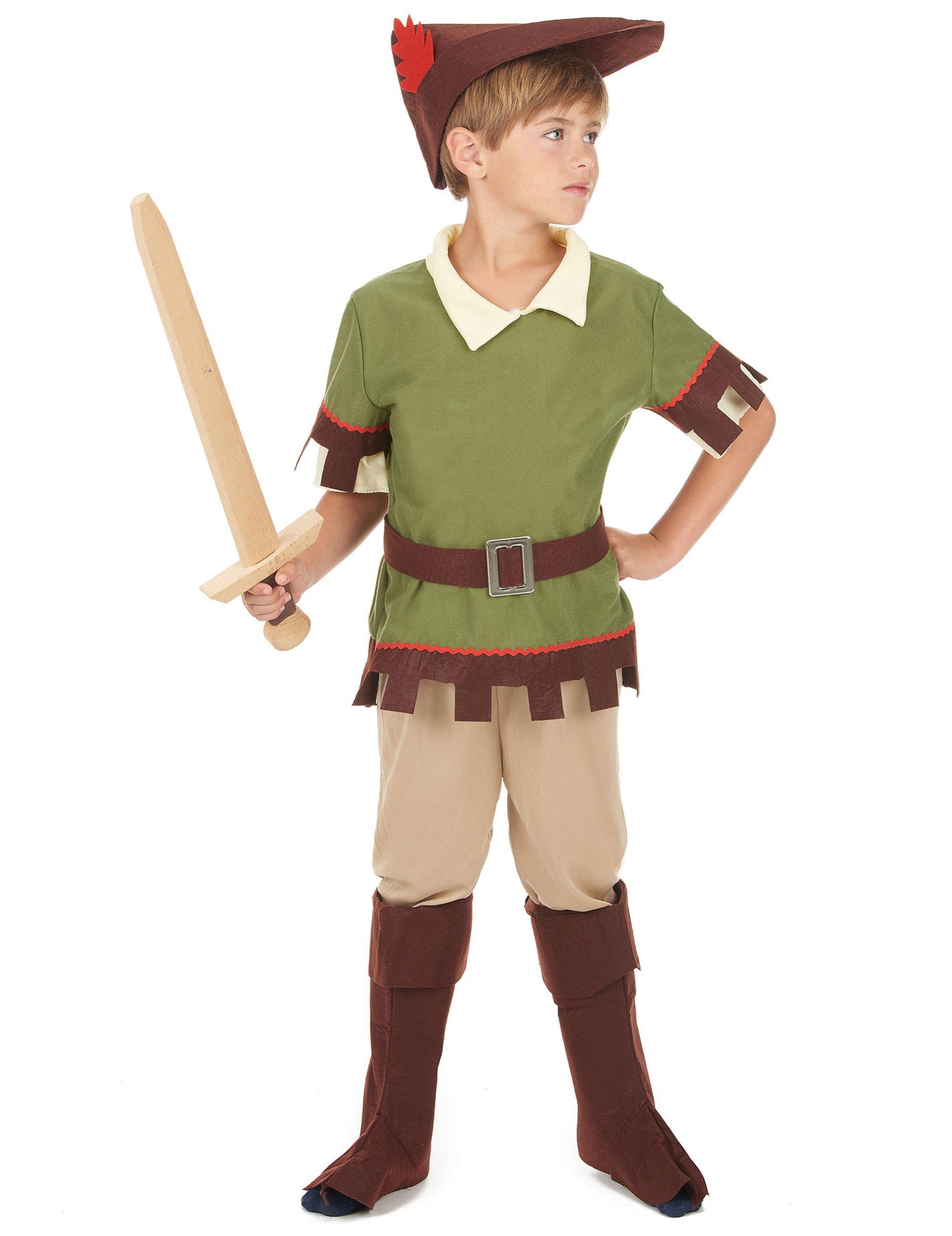 Robin Hood Kostüm Jungen Kostüme Für Kinderund Günstige