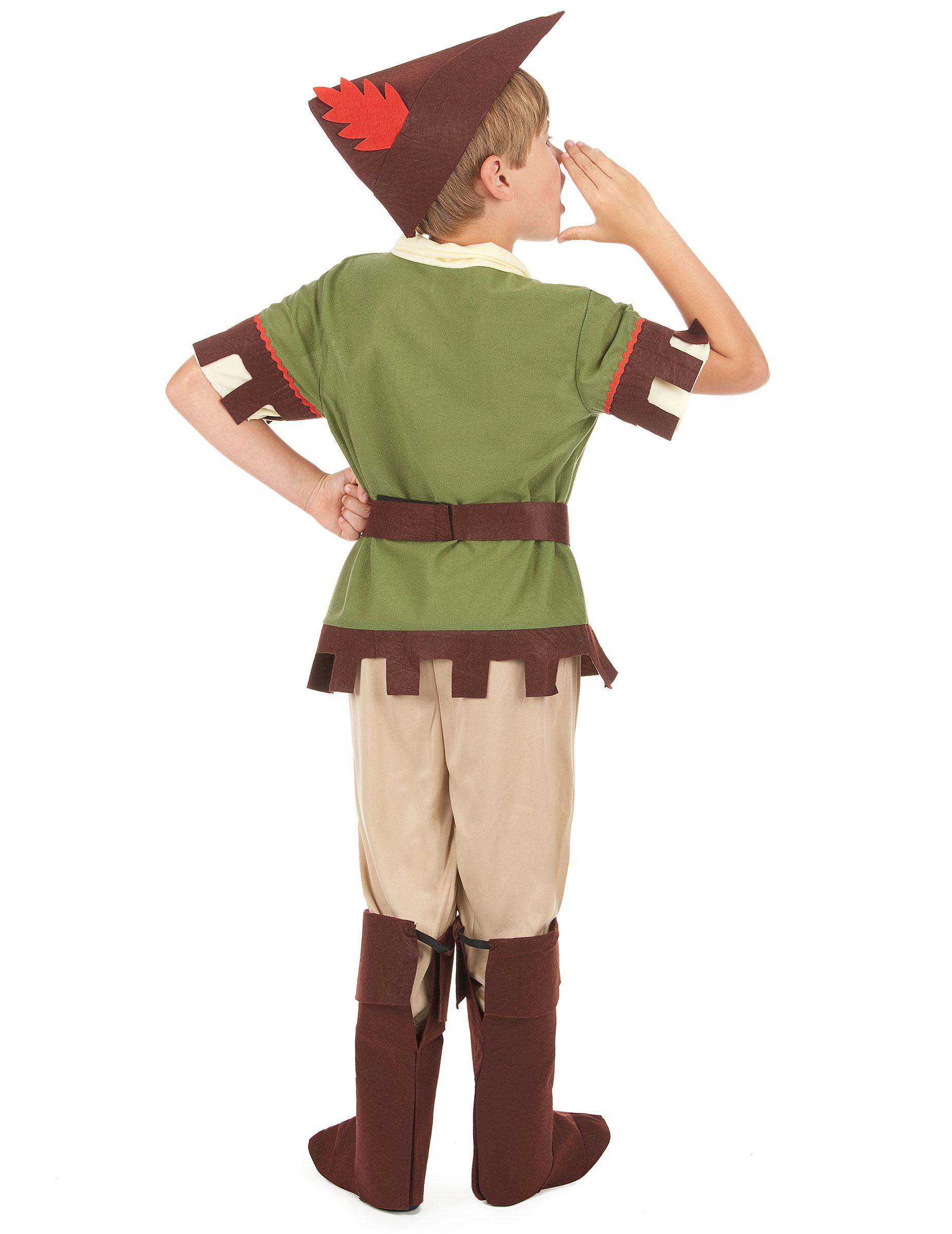 Robin Hood Kostum Jungen Kostume Fur Kinder Und Gunstige