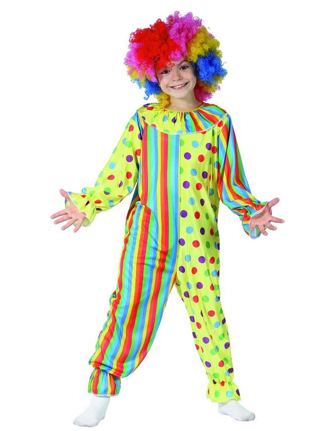 Clownkost m kinder kost me f r kinder und g nstige for Immagini pagliaccio per bambini