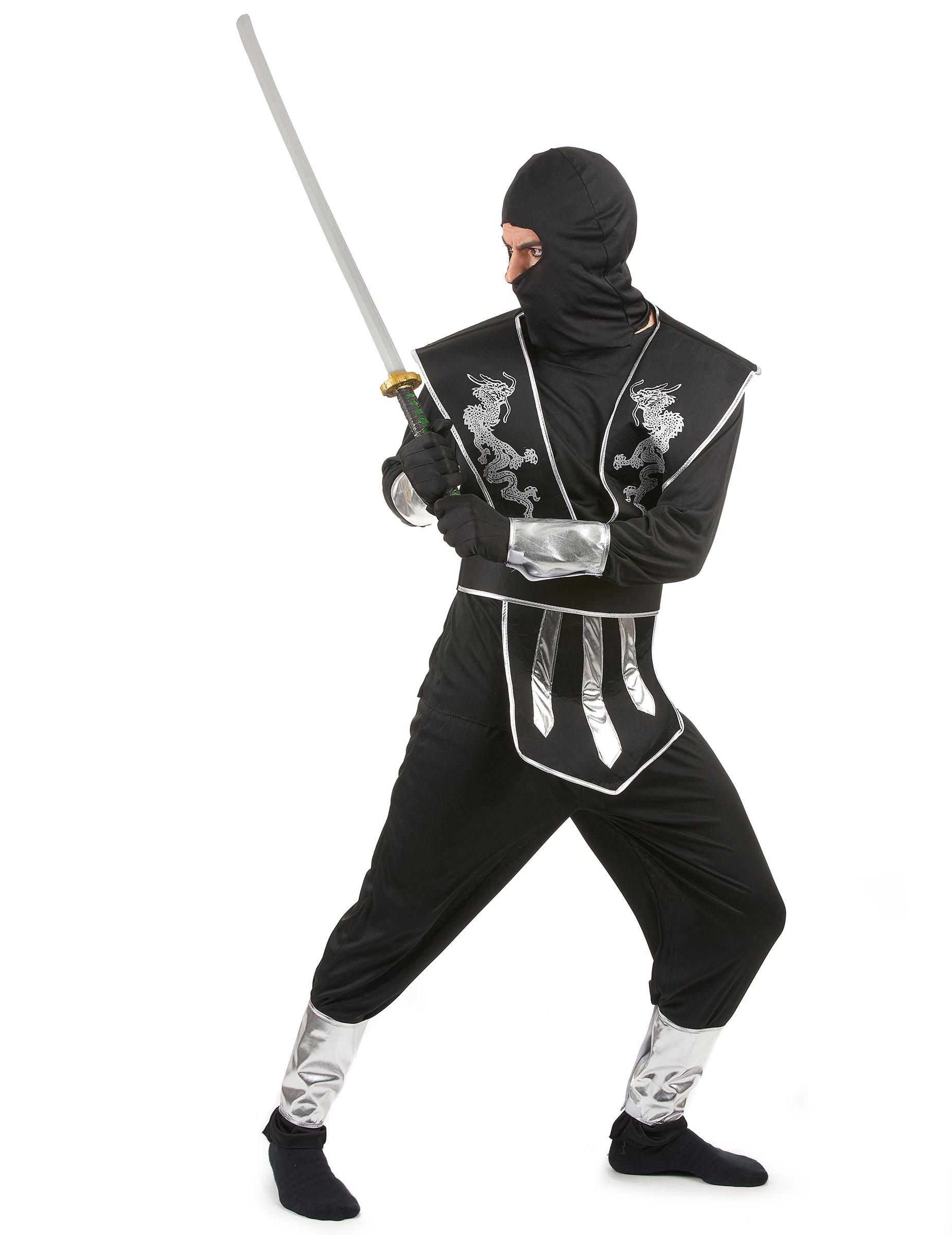 tolles ninjakost m f r m nner kost me f r erwachsene und. Black Bedroom Furniture Sets. Home Design Ideas