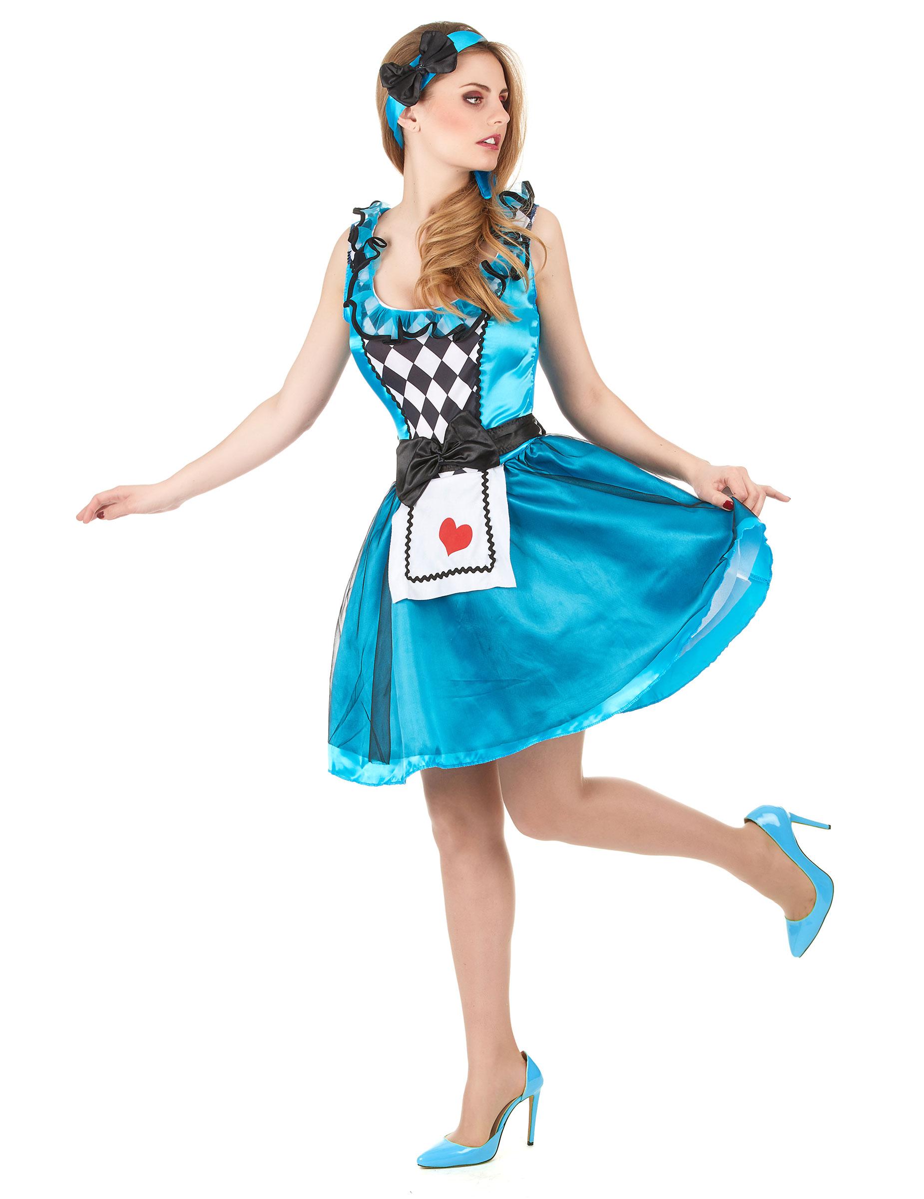 Charmant Alice Im Wunderland Partykleid Ideen - Brautkleider Ideen ...