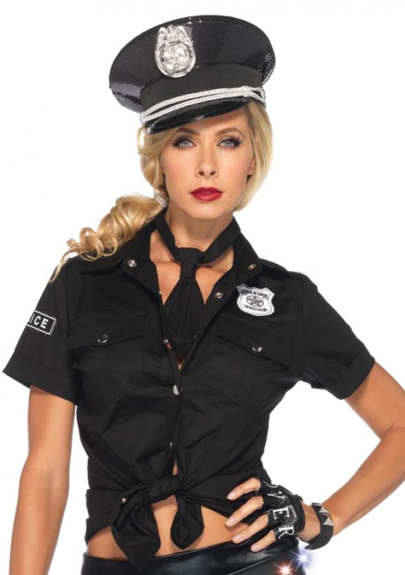 Polizei Bluse Fur Frauen Kostume Fur Erwachsene Und Gunstige