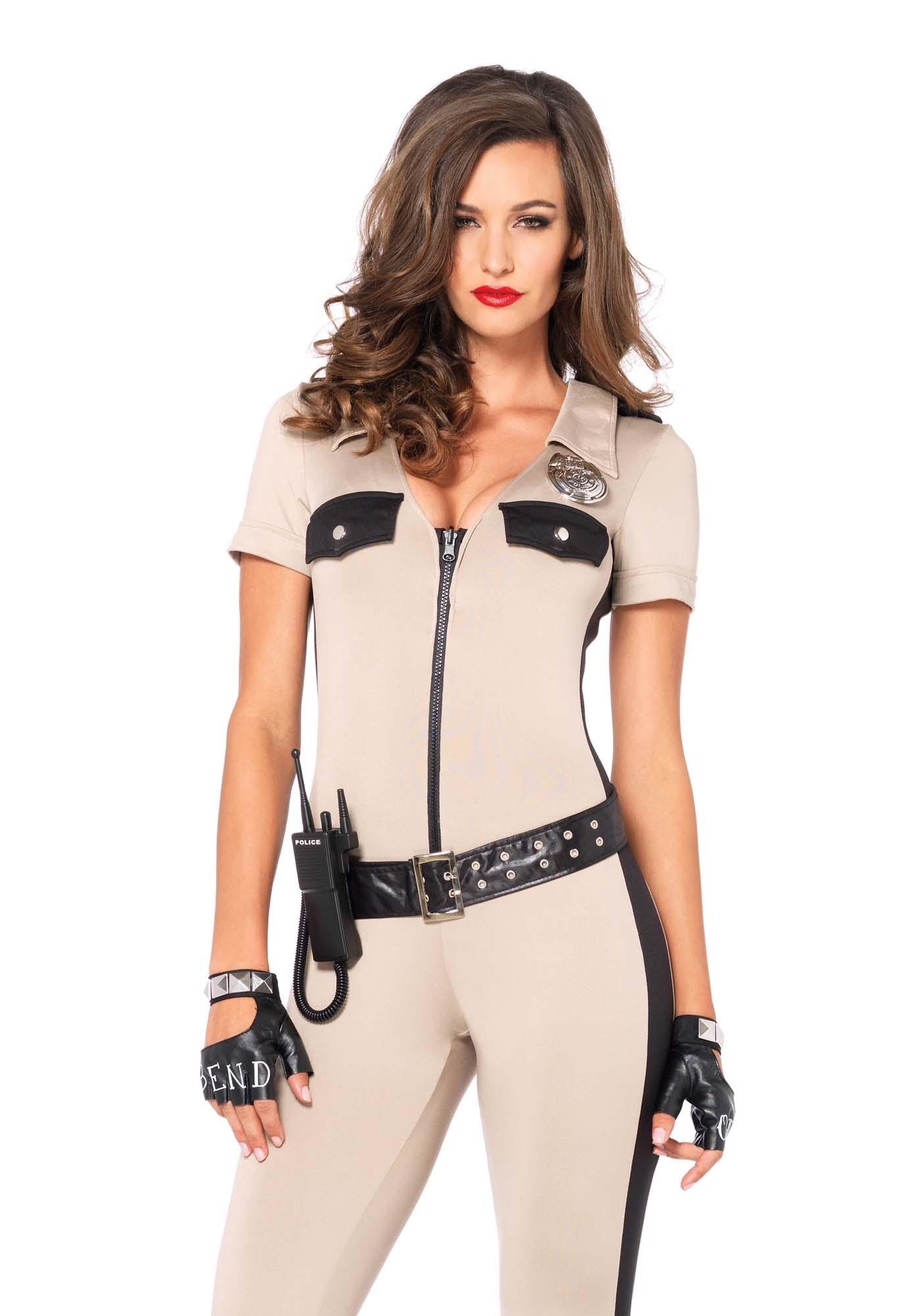 sexy Polizeikostüme für Frauen