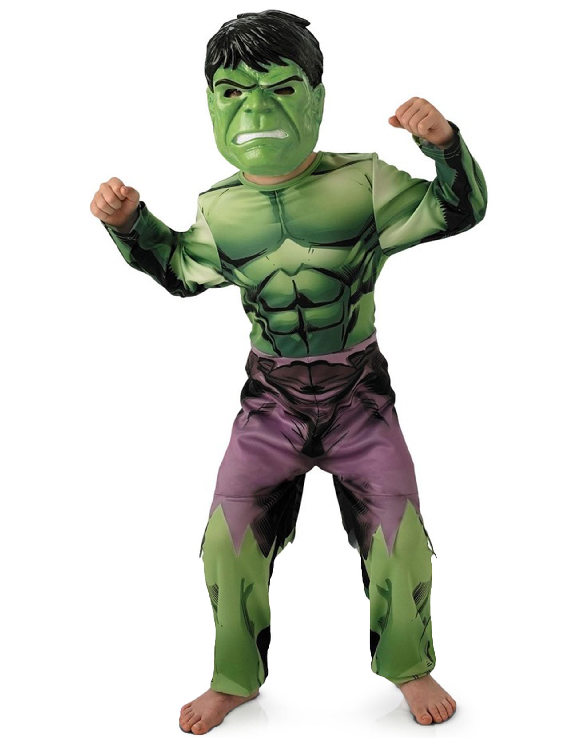 klassisches avengers hulk kost m f r kinder kost me f r kinder und g nstige faschingskost me. Black Bedroom Furniture Sets. Home Design Ideas