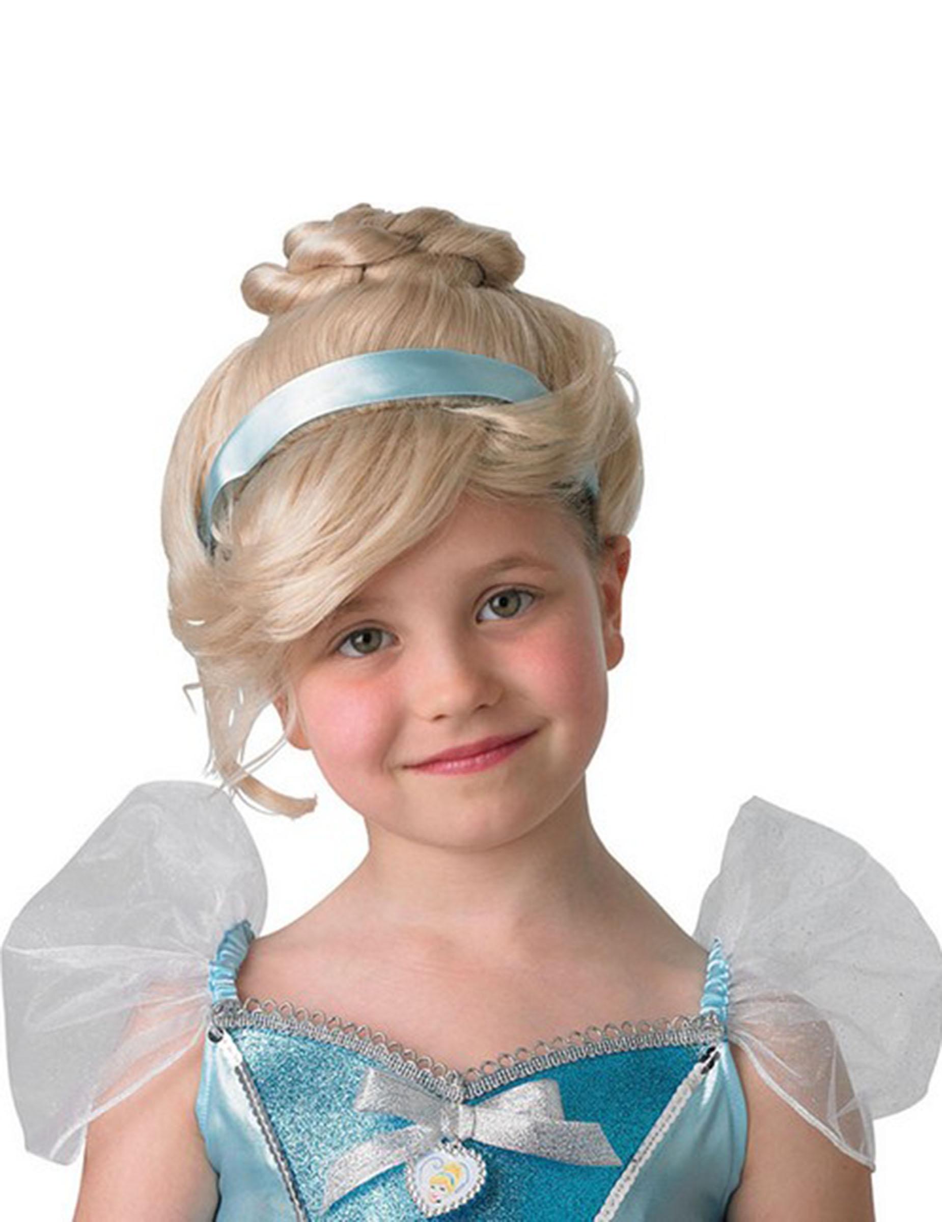 Cinderella Märchenprinzessin Perücke 75179