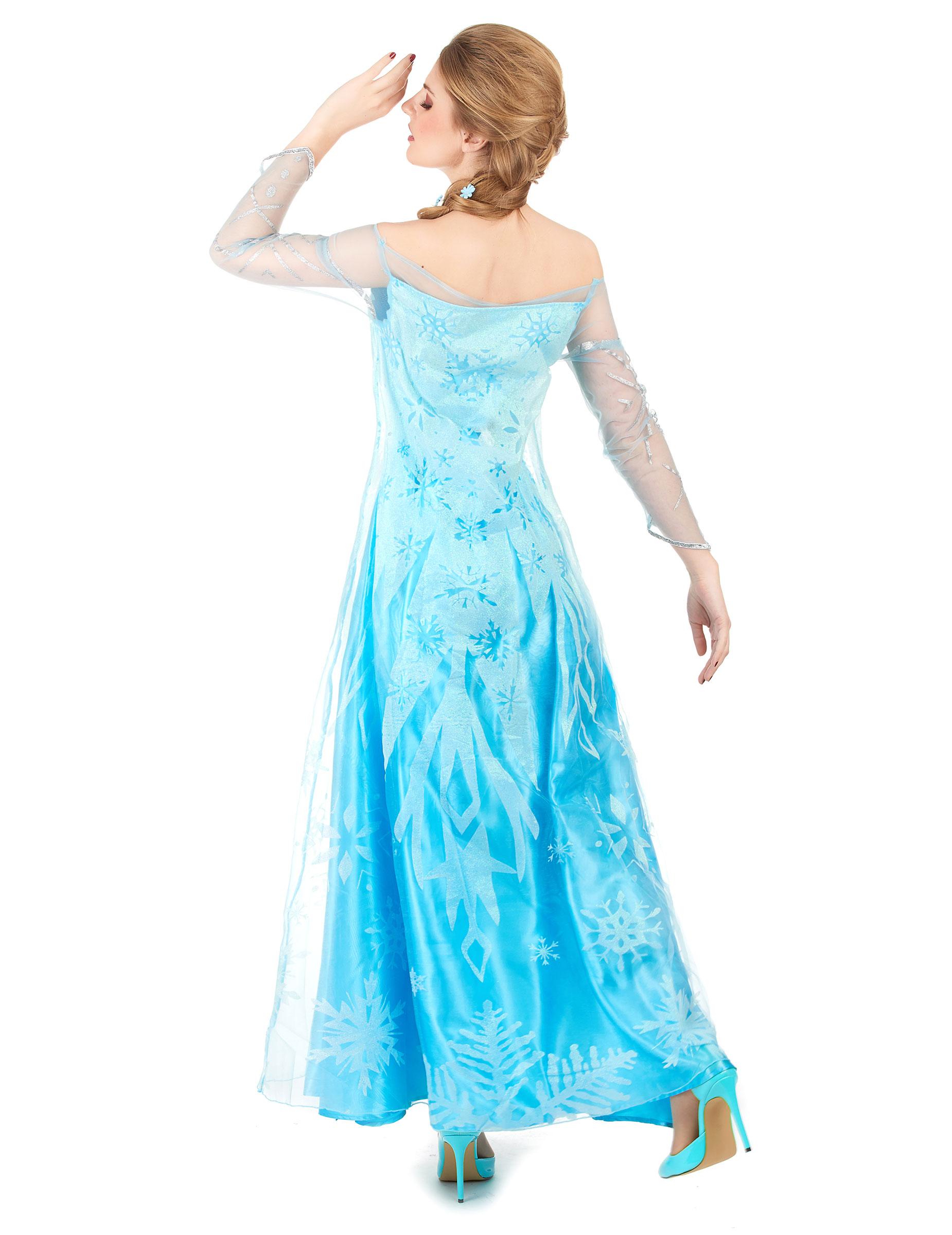 Frozen™ Elsa-Kostüm für Erwachsene
