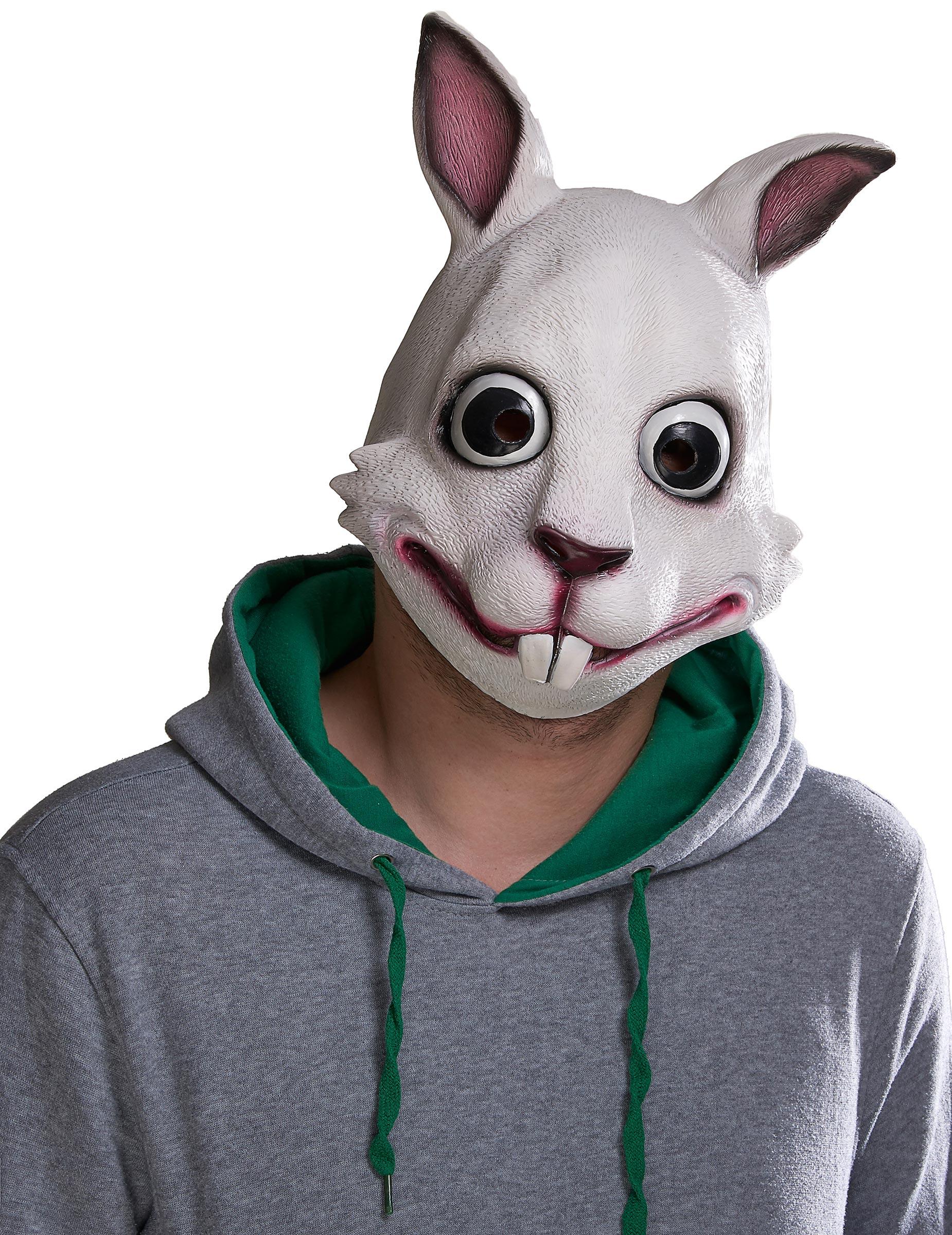 Hasen Maske 75406