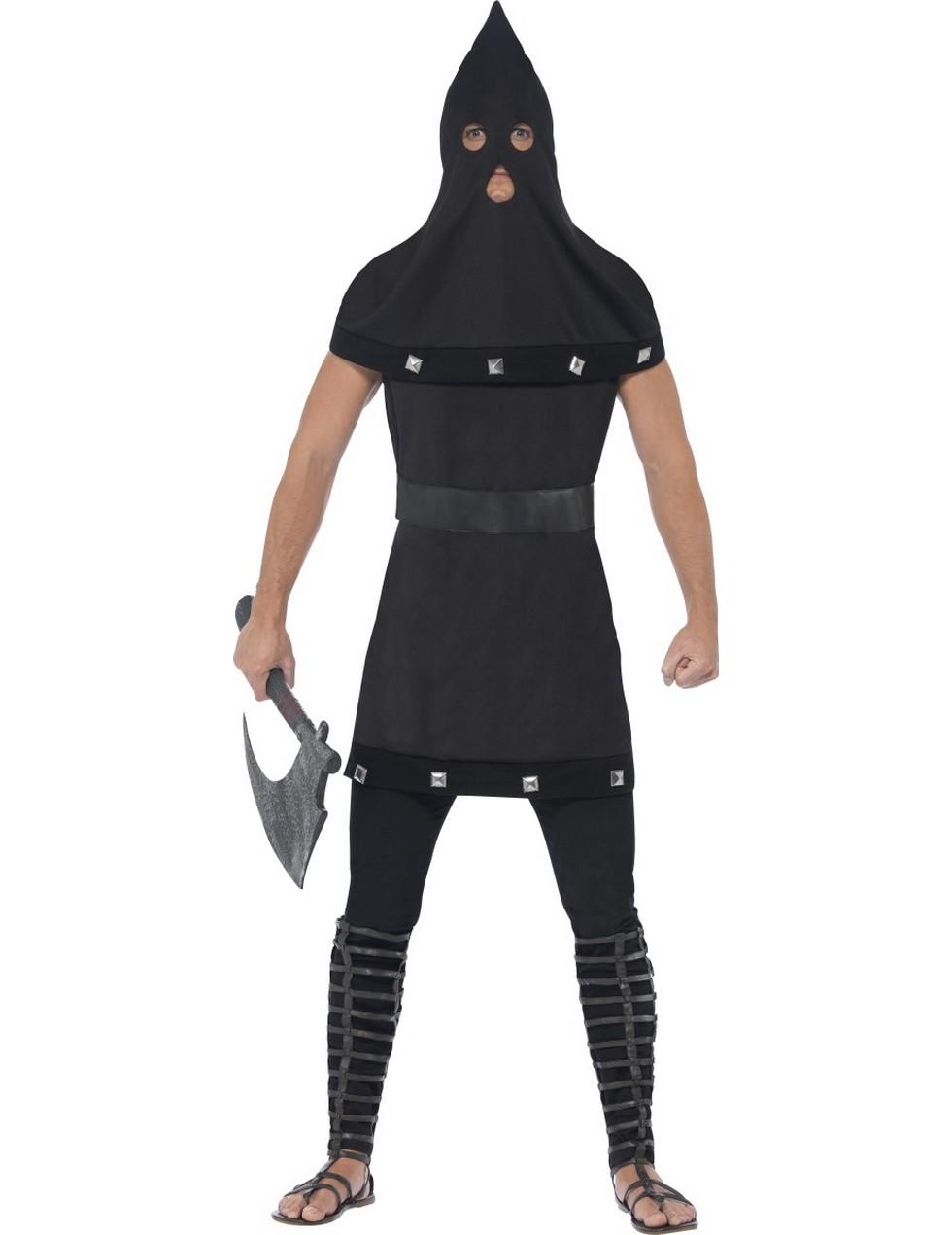 Scharfrichter Kostüm für Erwachsene Halloween - M 76933