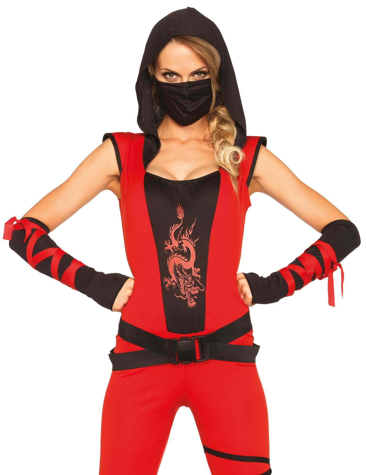 ninja kost m f r frauen kost me f r erwachsene und. Black Bedroom Furniture Sets. Home Design Ideas