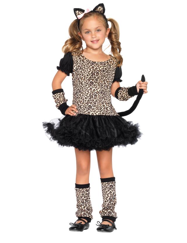Leopard Kostum Fur Madchen Kostume Fur Kinder Und Gunstige