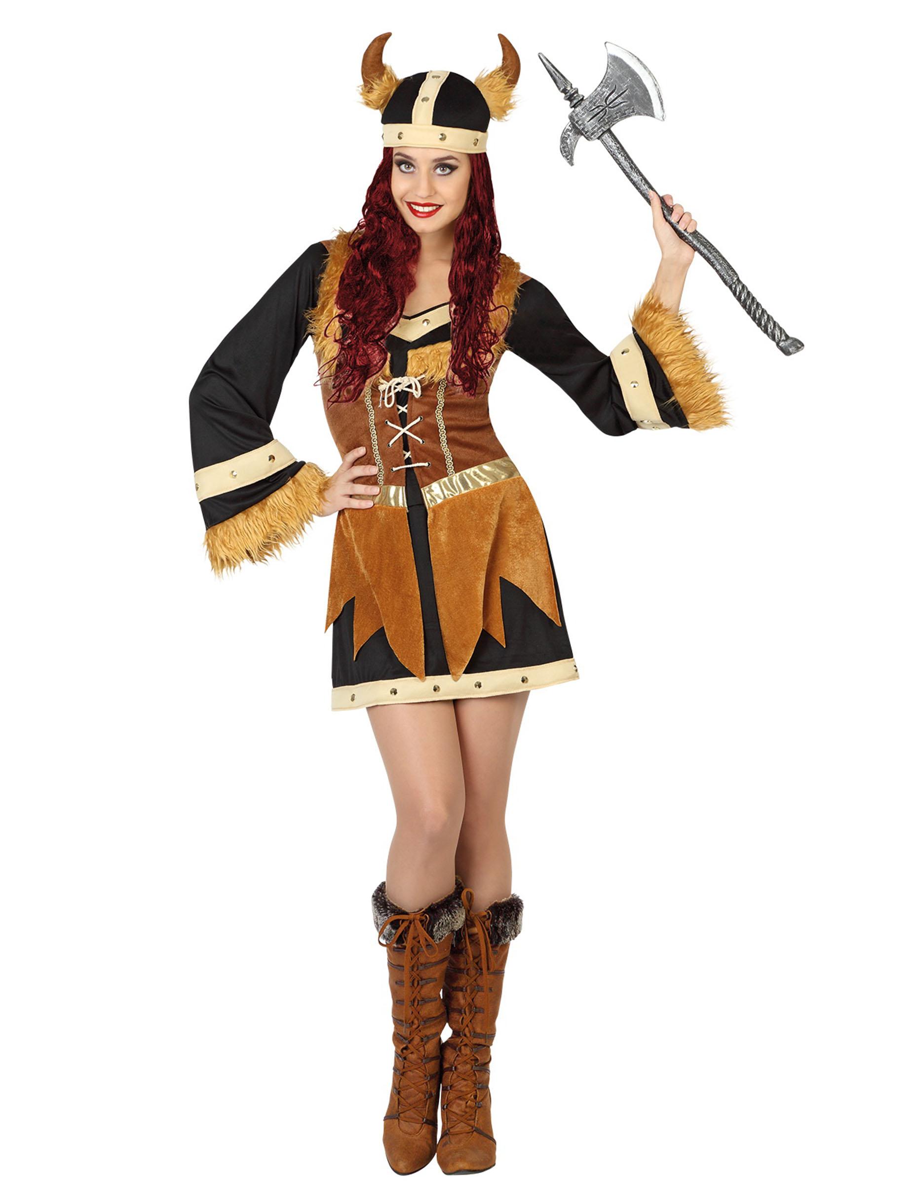 Kostume Fur Erwachsene Karneval Fasching Wikinger Shoppen Sie