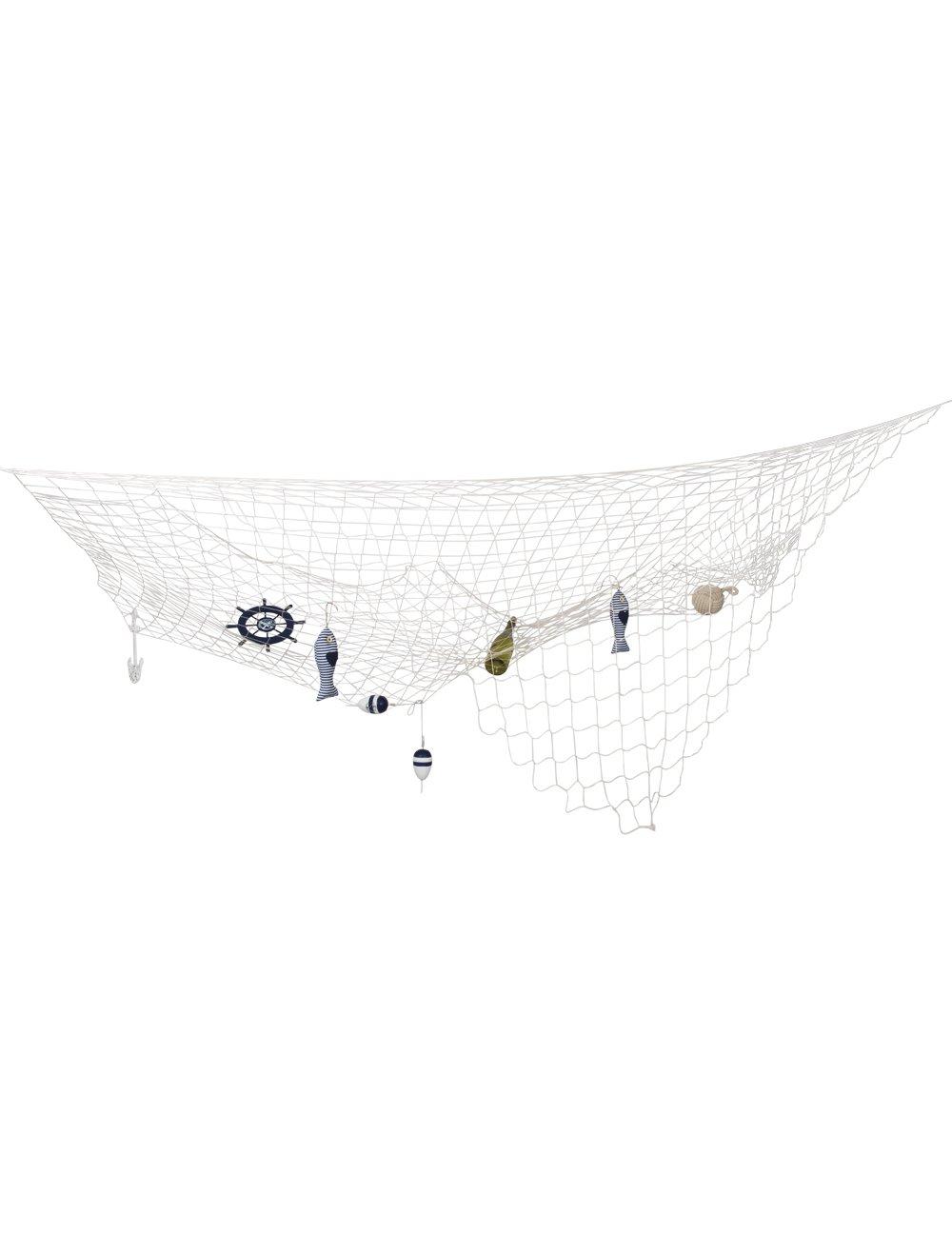 deko fischernetz partydeko und g nstige faschingskost me. Black Bedroom Furniture Sets. Home Design Ideas