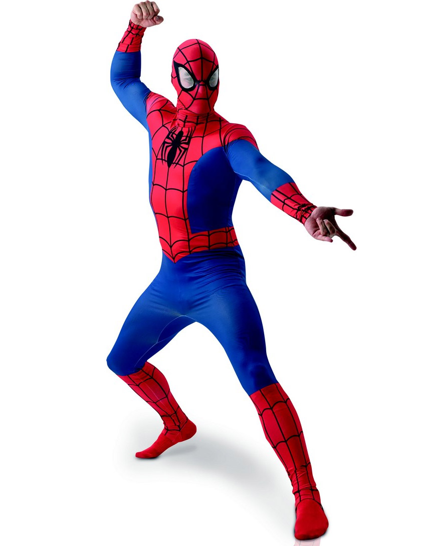 Spiderman Kostüm Erwachsene : spiderman kost m f r erwachsene kost me f r erwachsene und g nstige faschingskost me vegaoo ~ Frokenaadalensverden.com Haus und Dekorationen